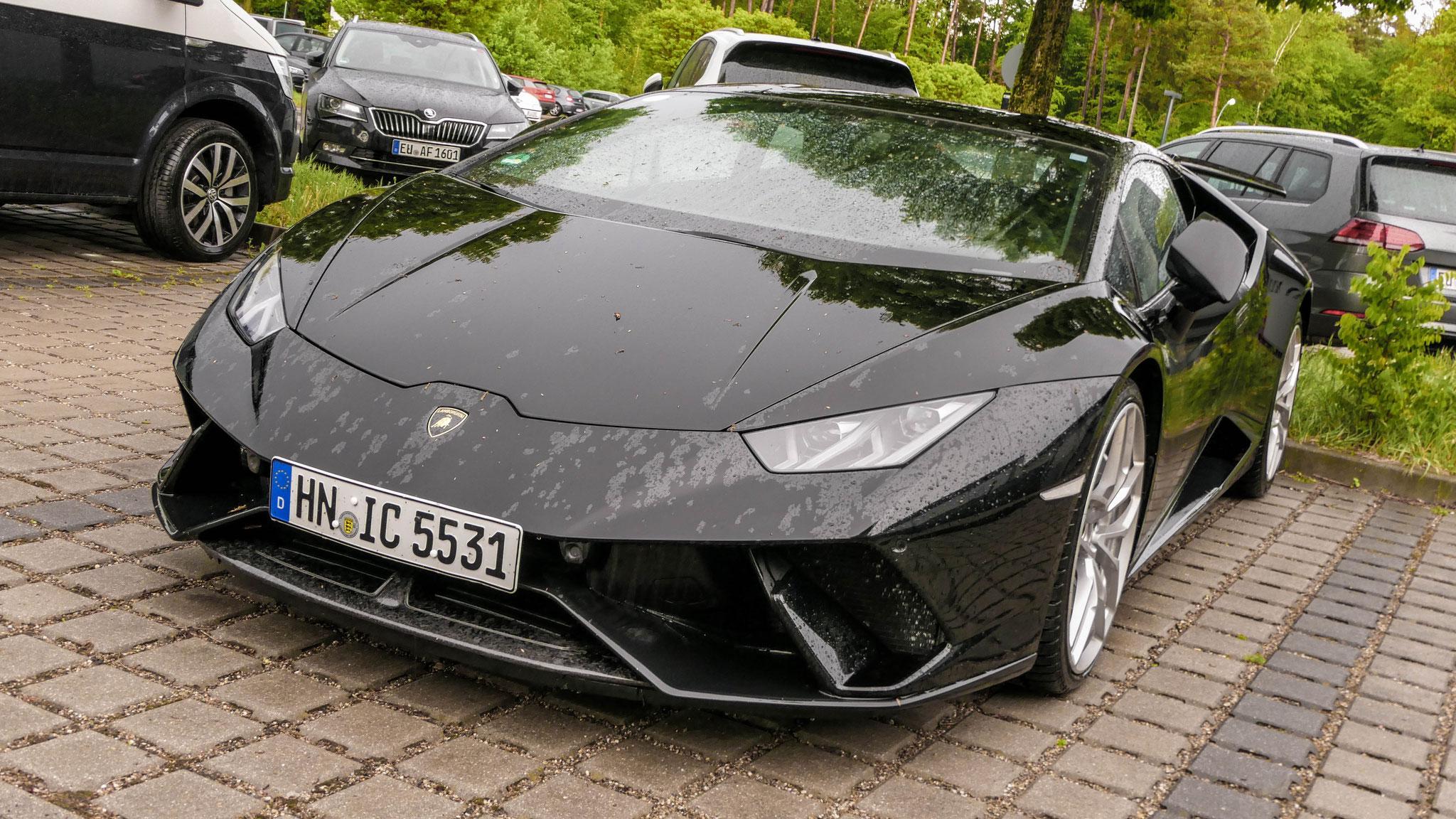 Lamborghini Huracan Performante - HN-IC-5531