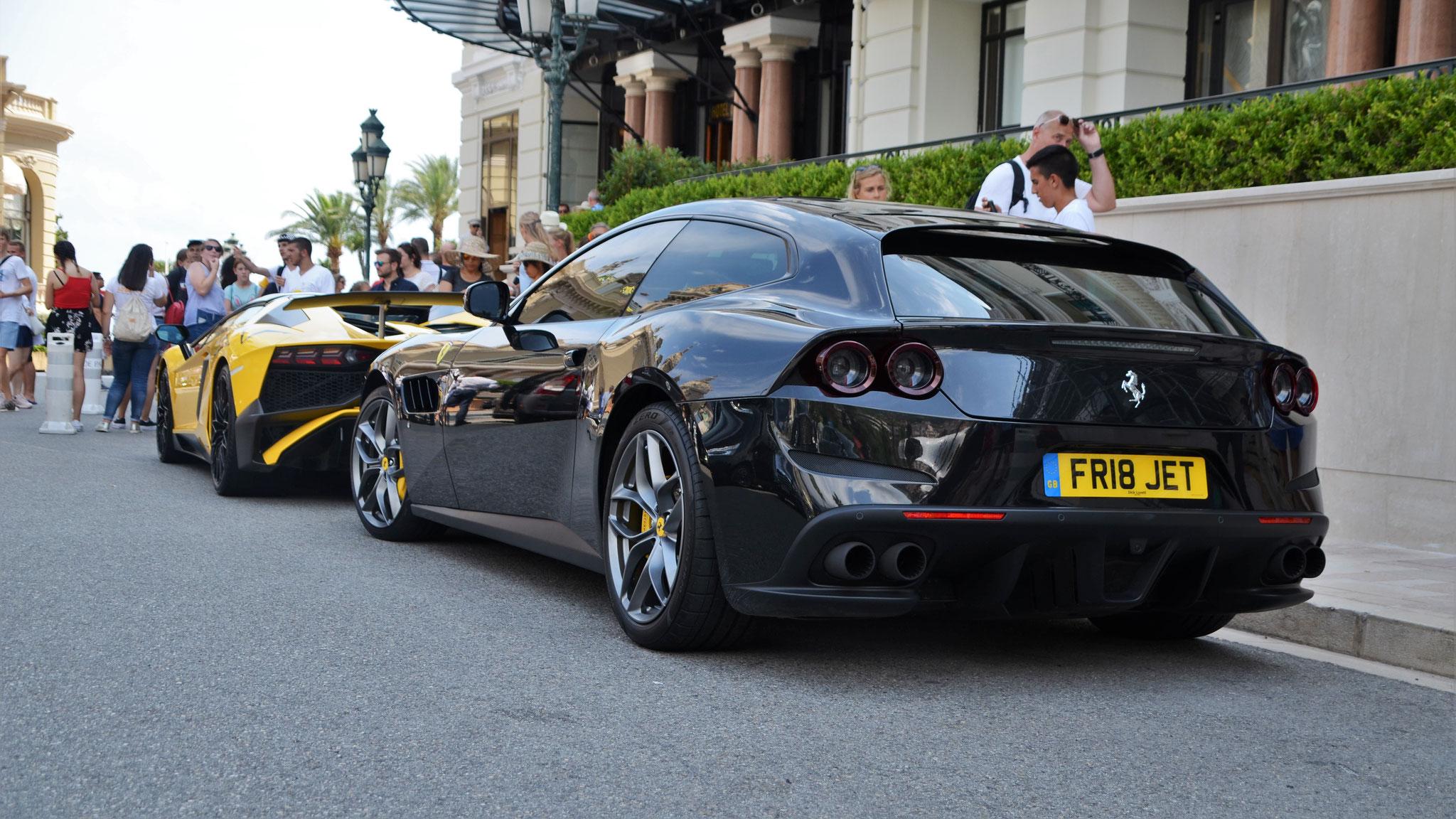 Ferrari GTC4 Lusso - FR18-JET (GB)