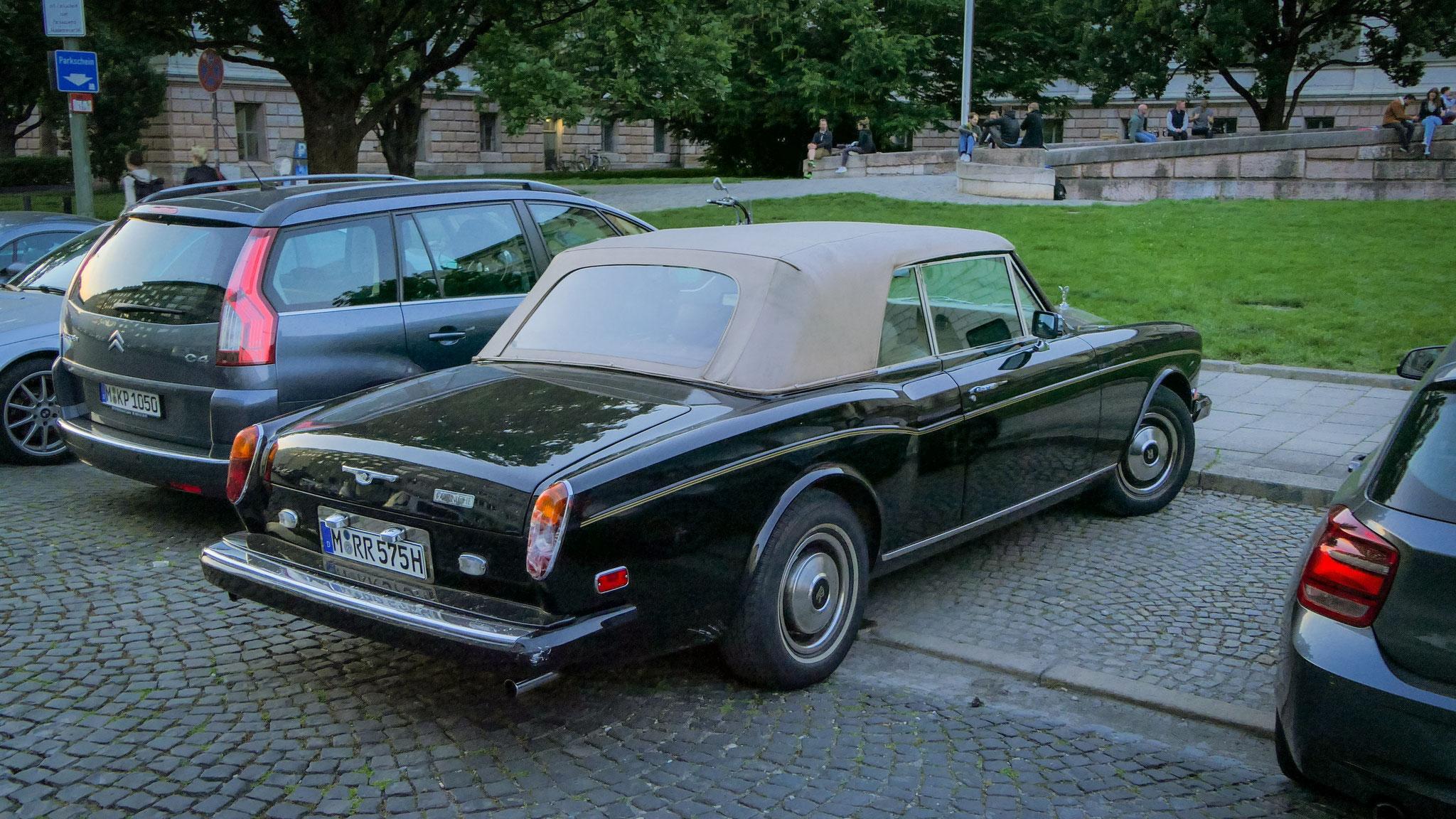 Bentley Corniche - M-RR-575H