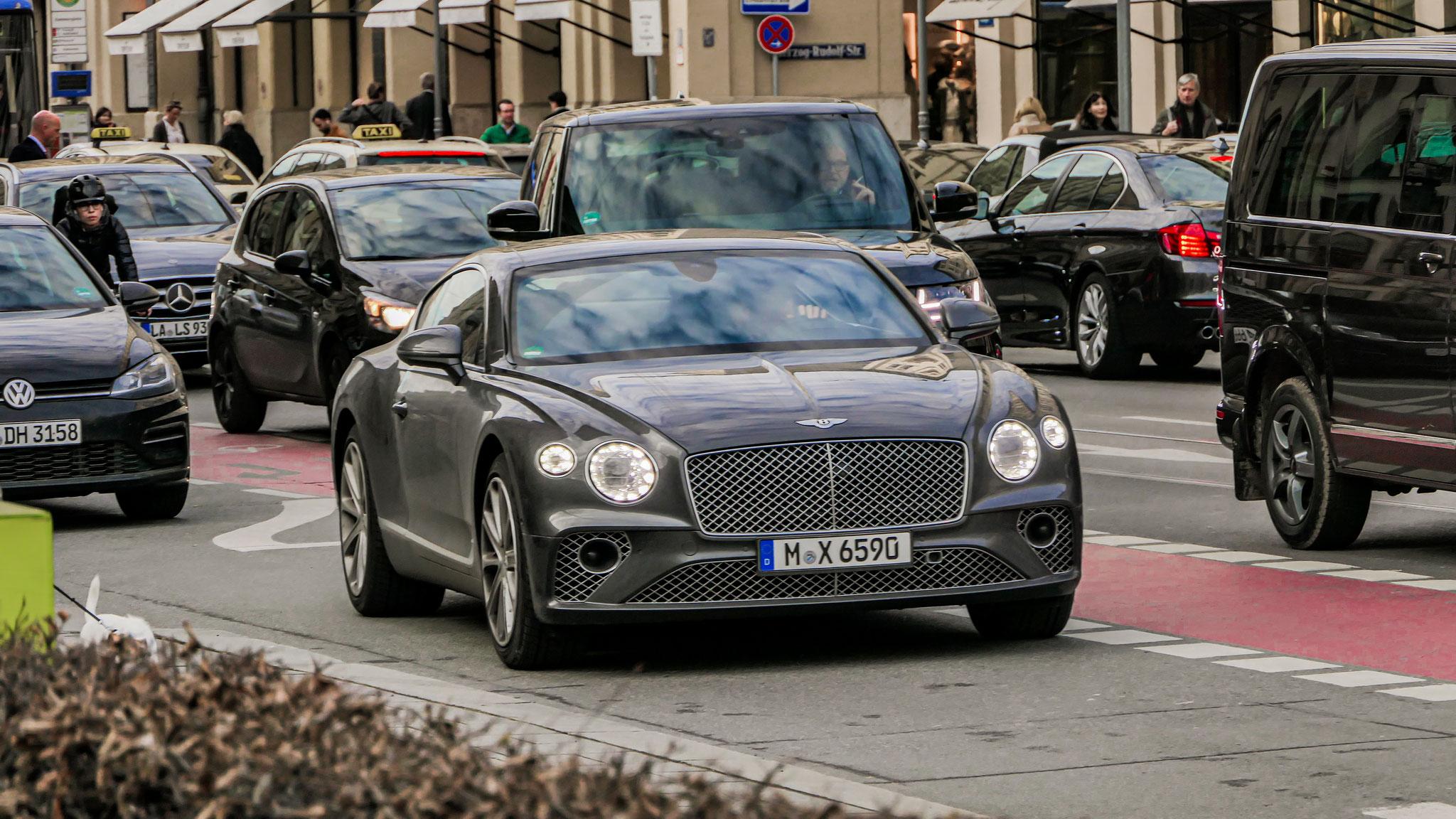 Bentley Continental GT - M-X-6590