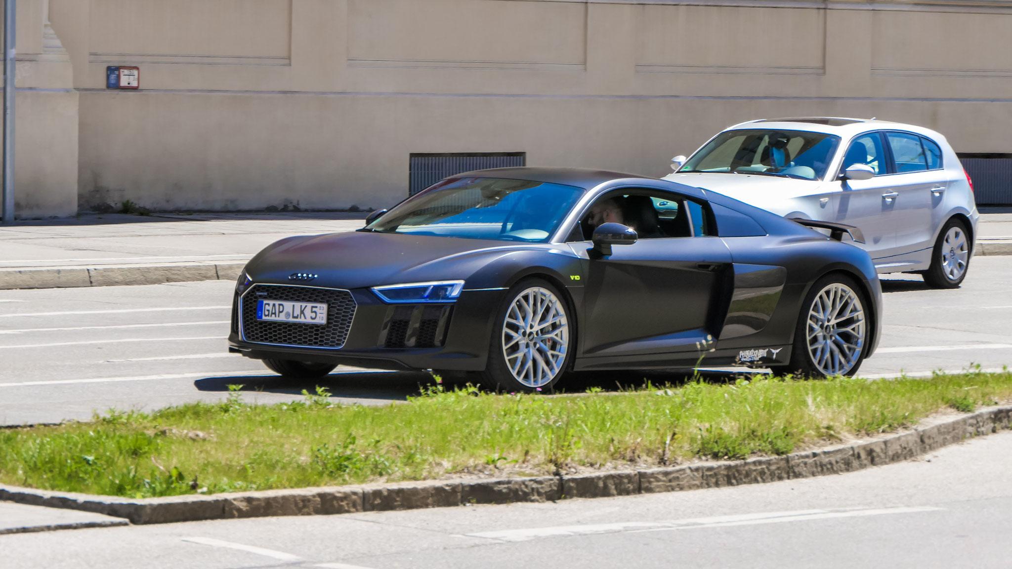 Audi R8 V10 - GAP-LK-5