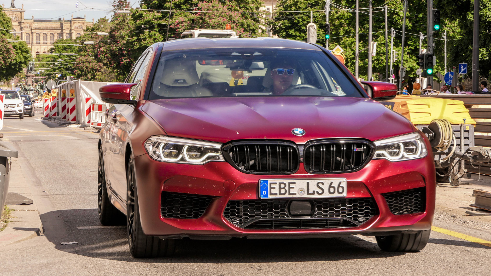 BMW M5 First Edition (1 of 400) - EBE-LS-66