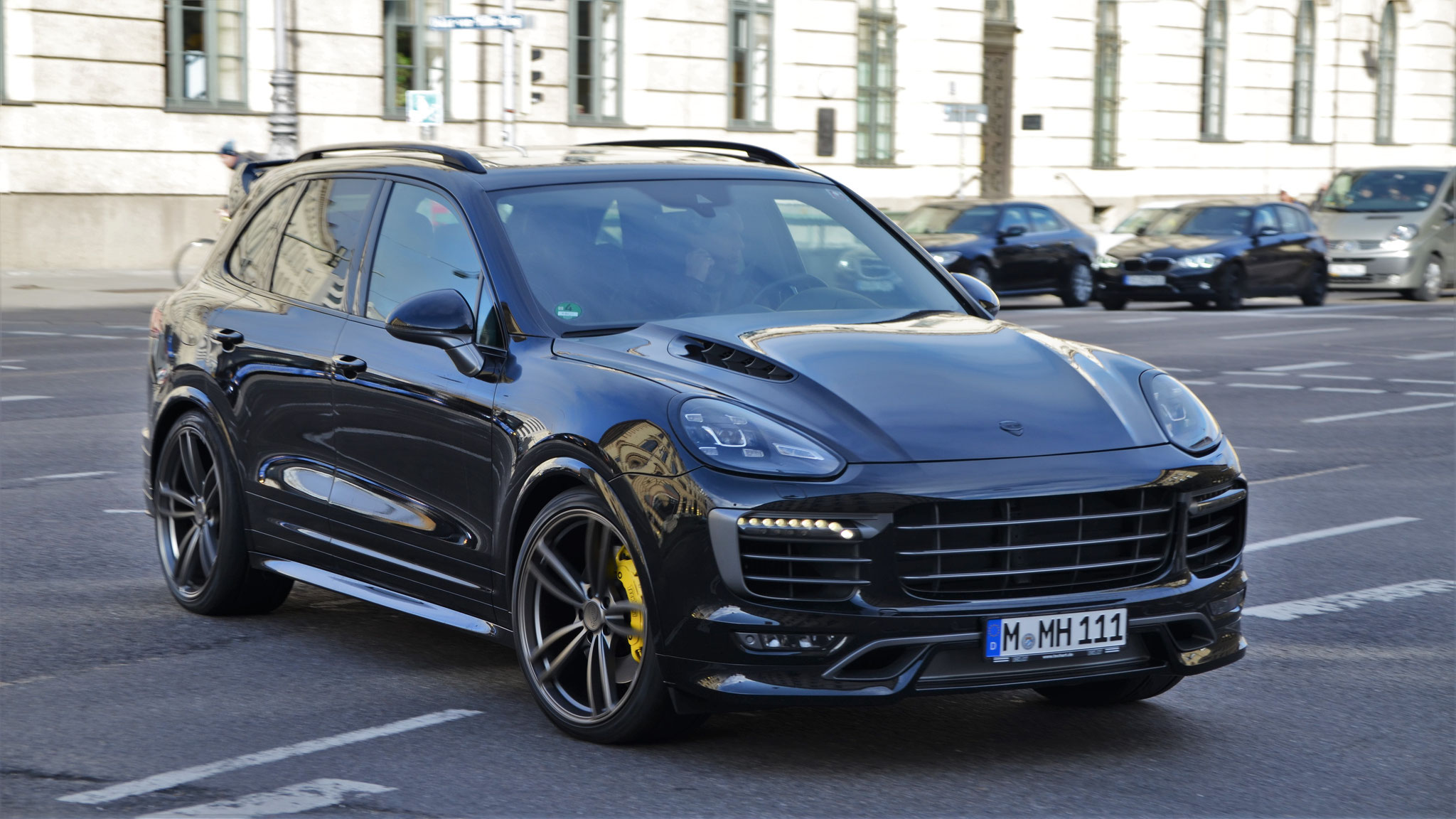 Techart Cayenne Turbo - M-MH-111