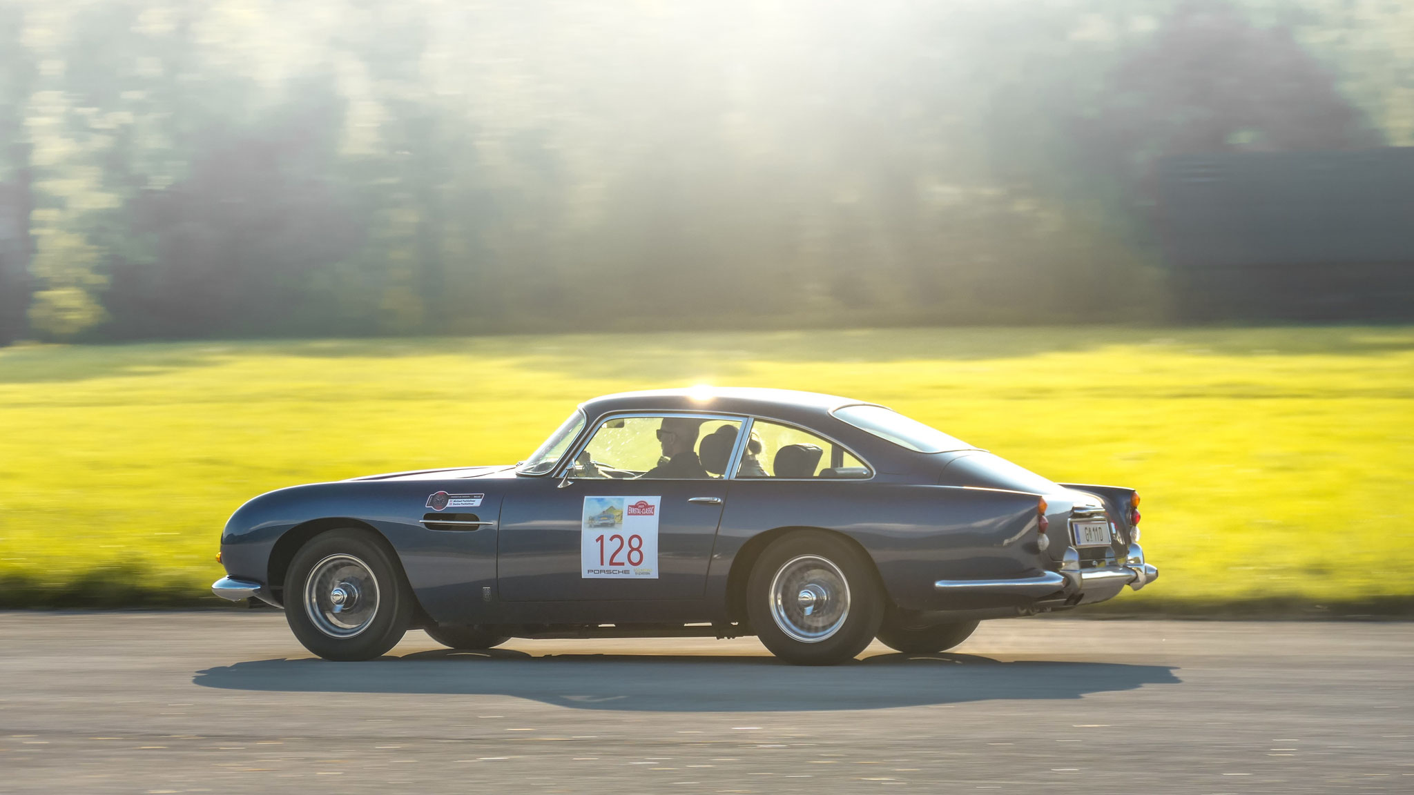 Aston Martin DB5 - G-11-D (AUT)