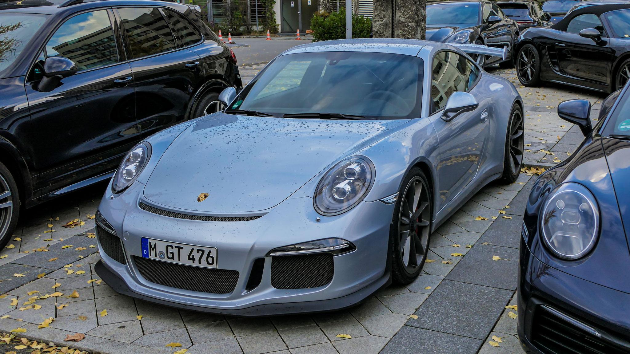 Porsche 991 GT3 - M-GT-476