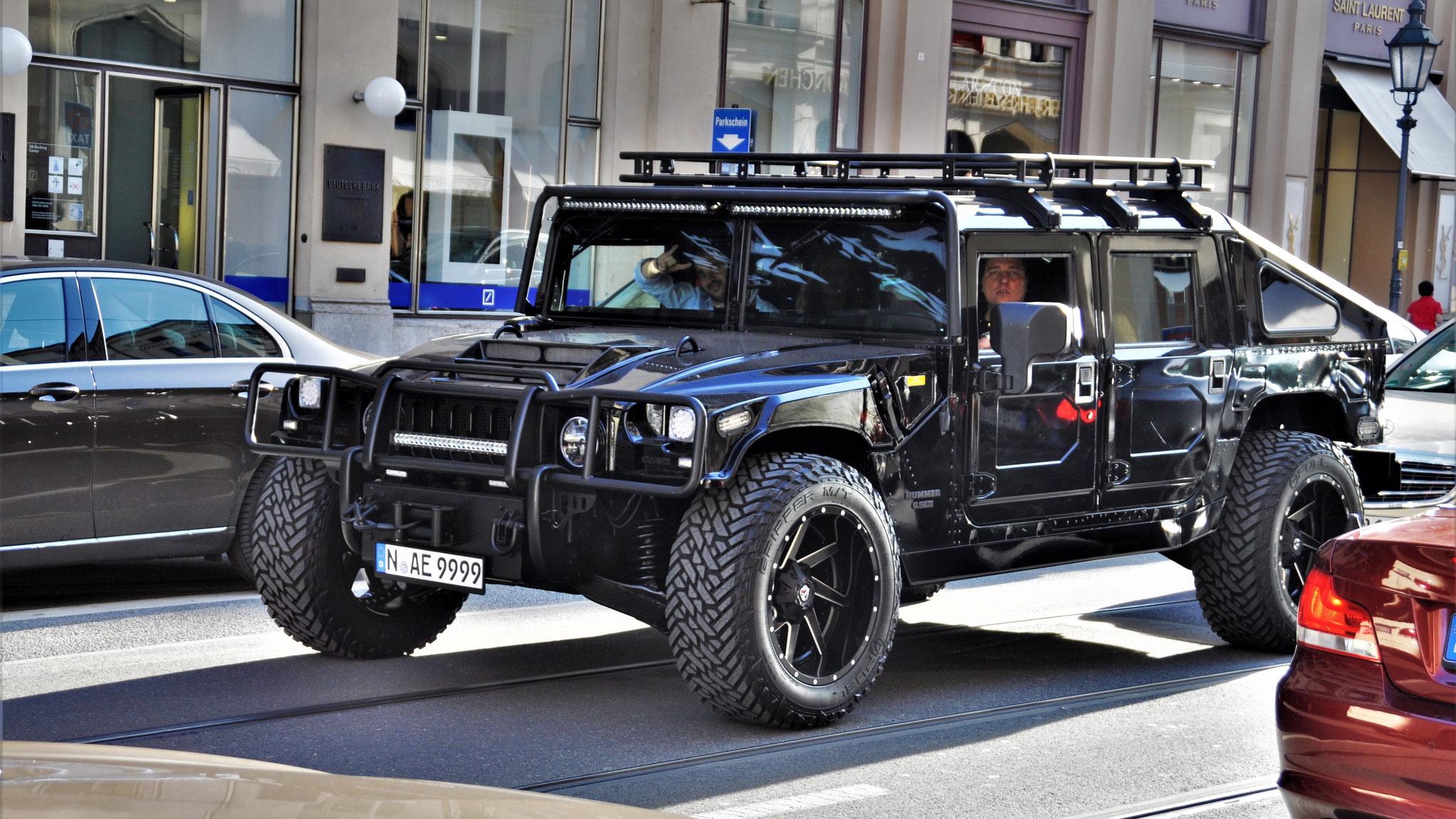 Hummer H1 - N-AE-9999