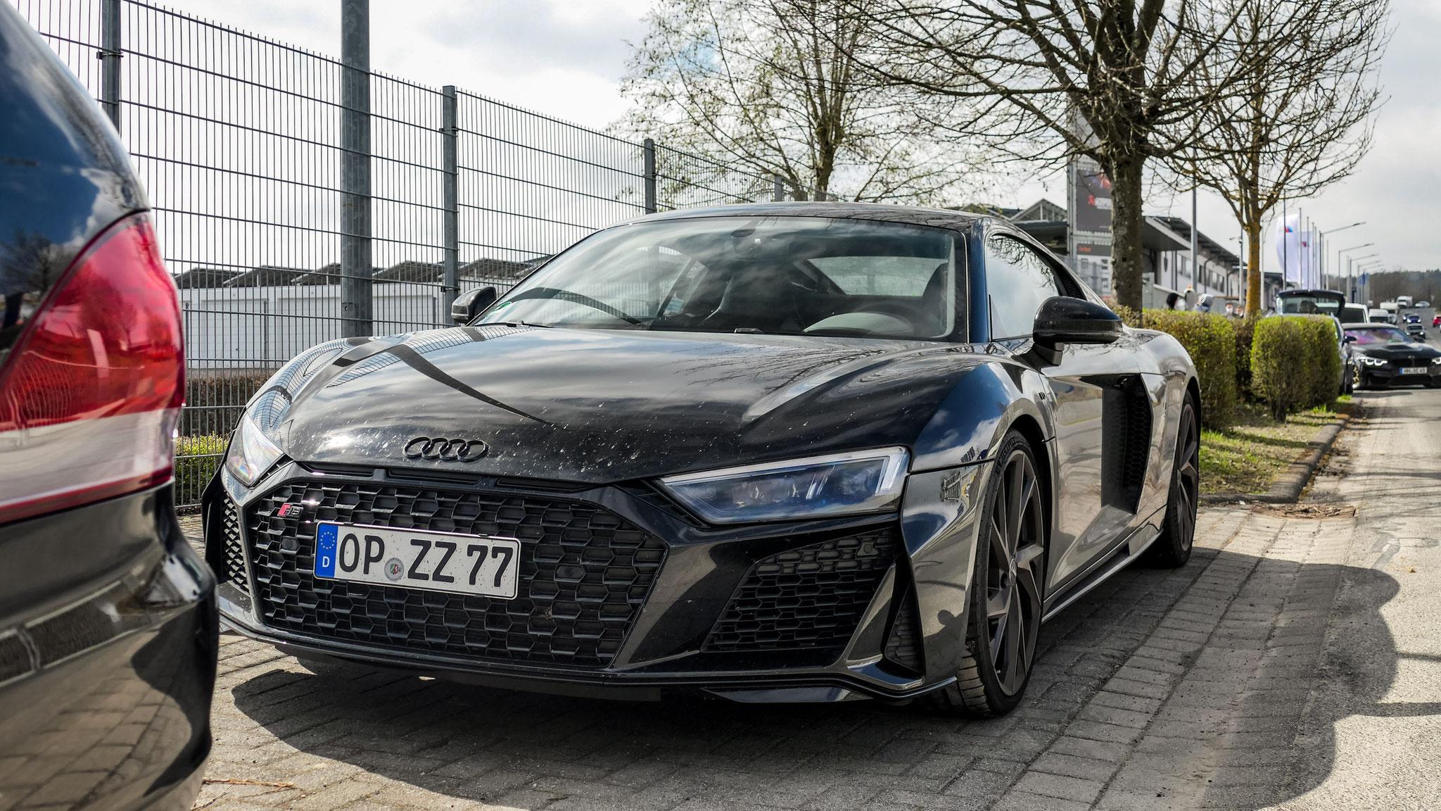 Audi R8 V10 - OP-ZZ-77