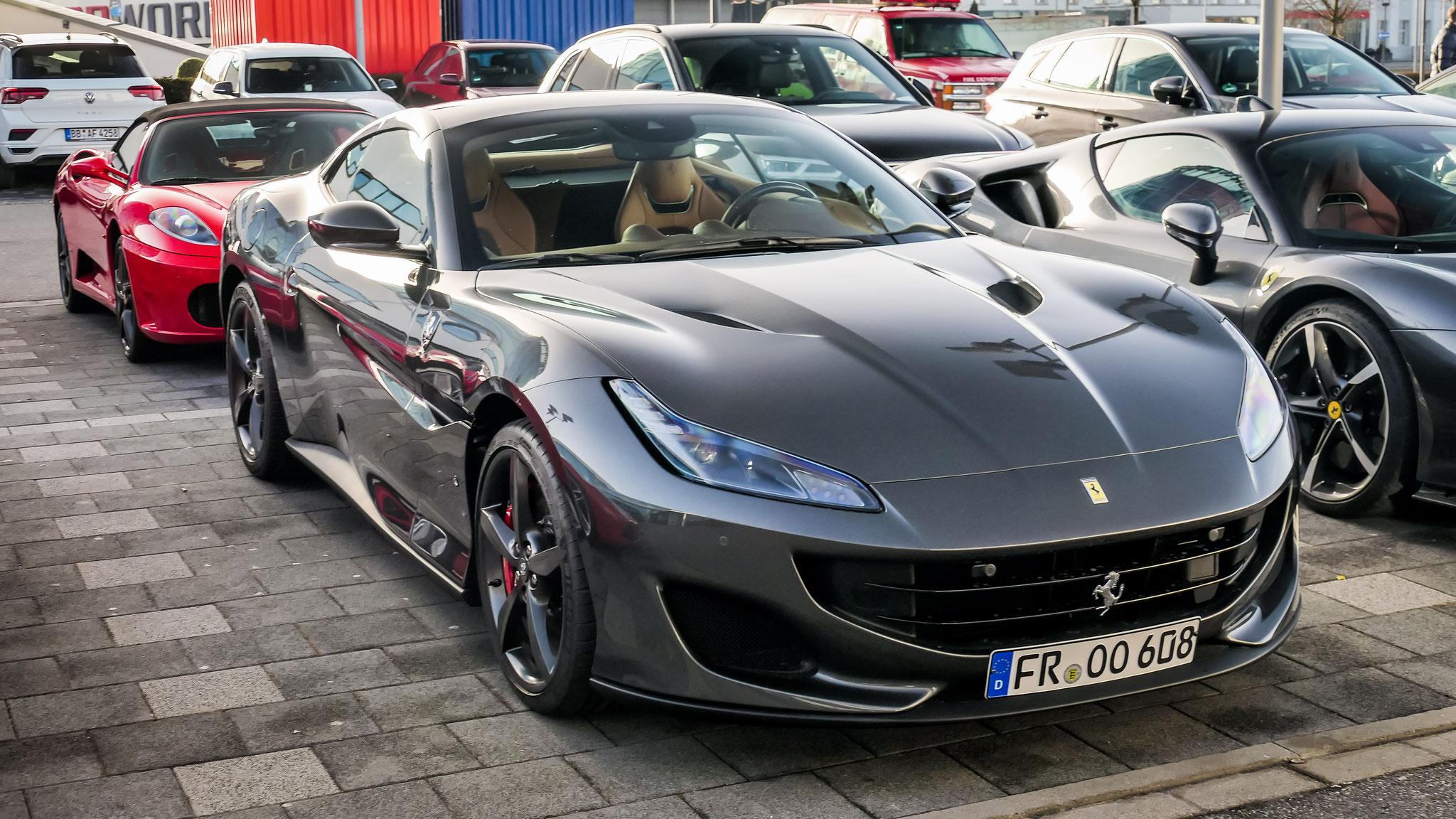 Ferrari Portofino - FR-OO-608