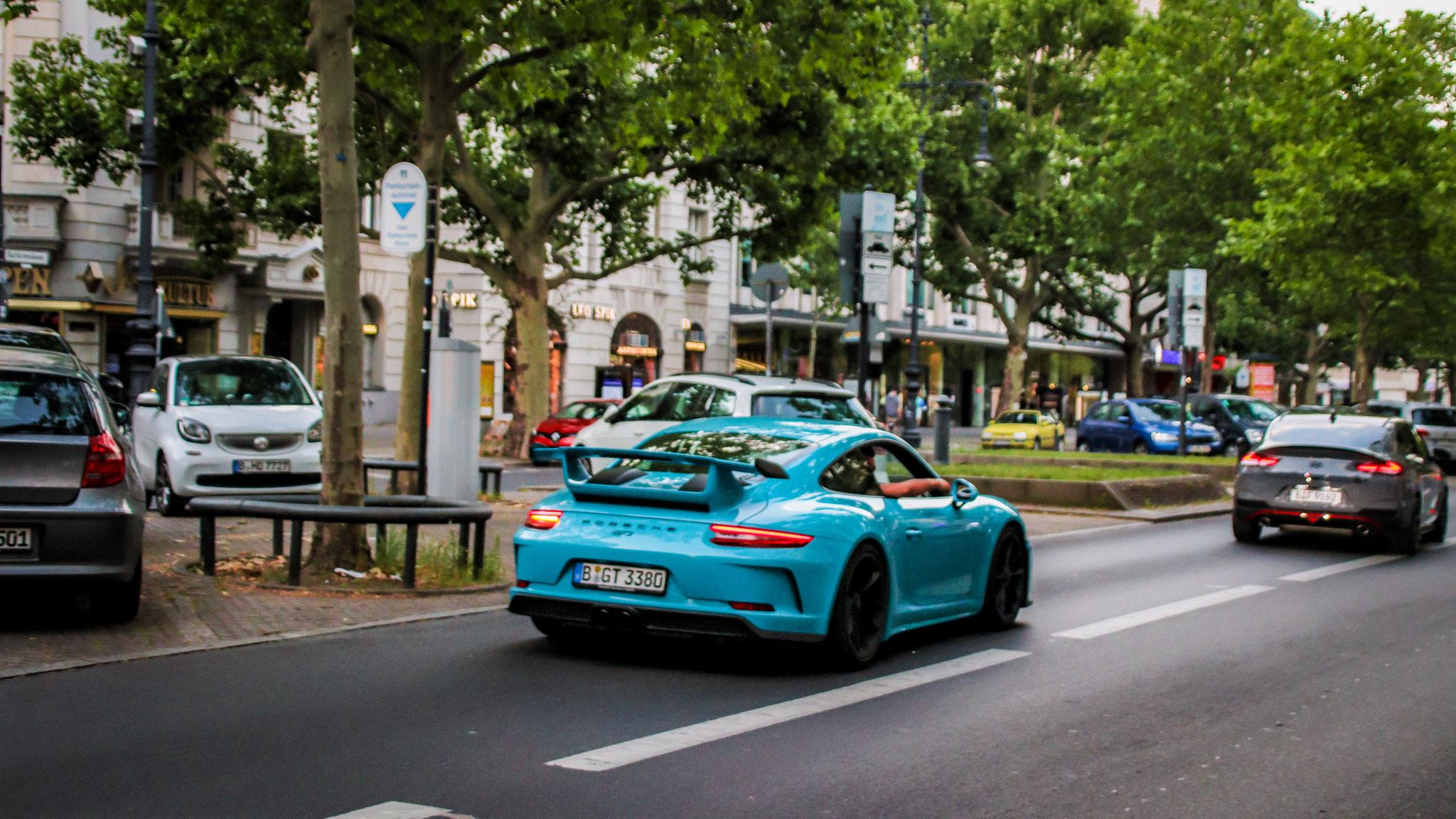 Porsche 991 GT3 - B-GT-3380