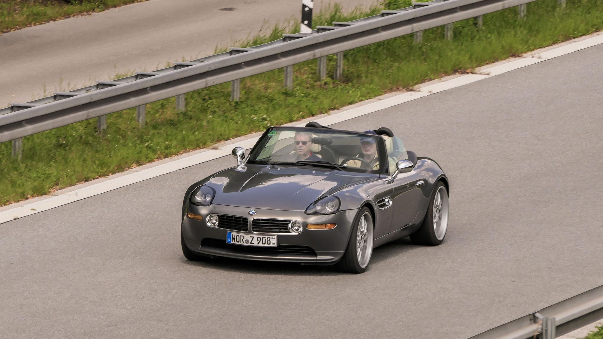 BMW Z8 - WOR-Z-908