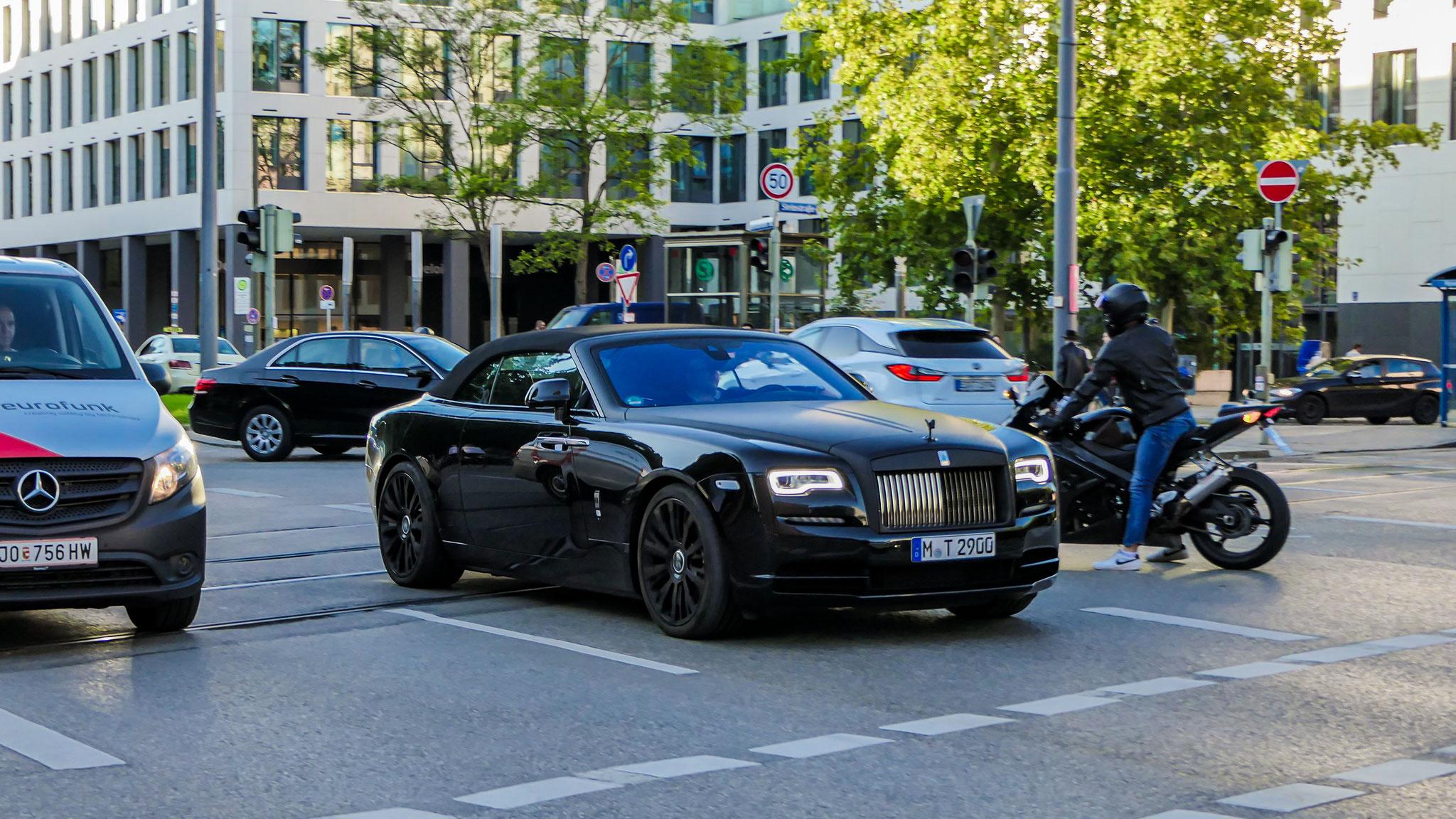 Rolls Royce Dawn - M-T-2900