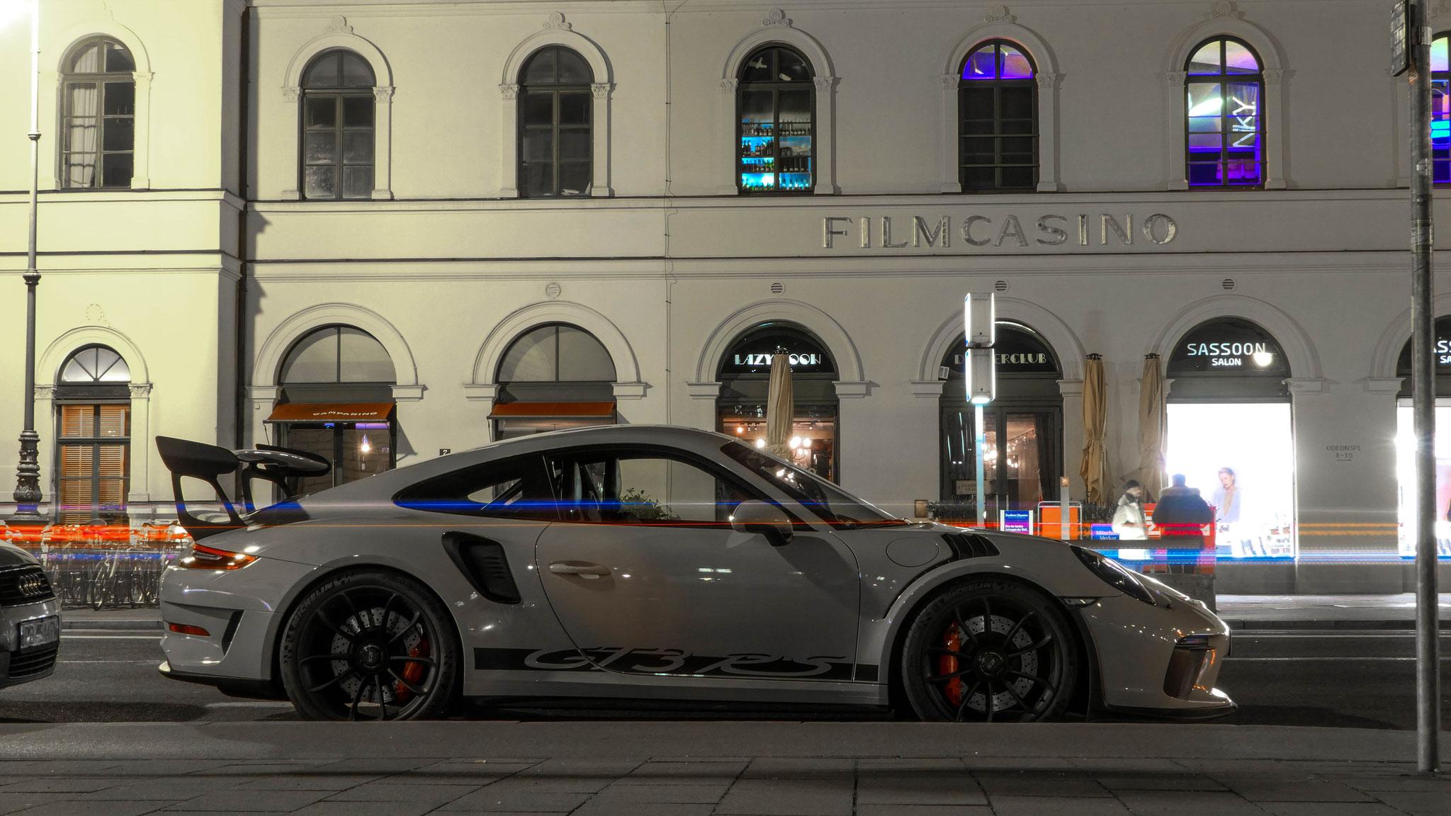 Porsche 911 991.2 GT3 RS - STA-F-89
