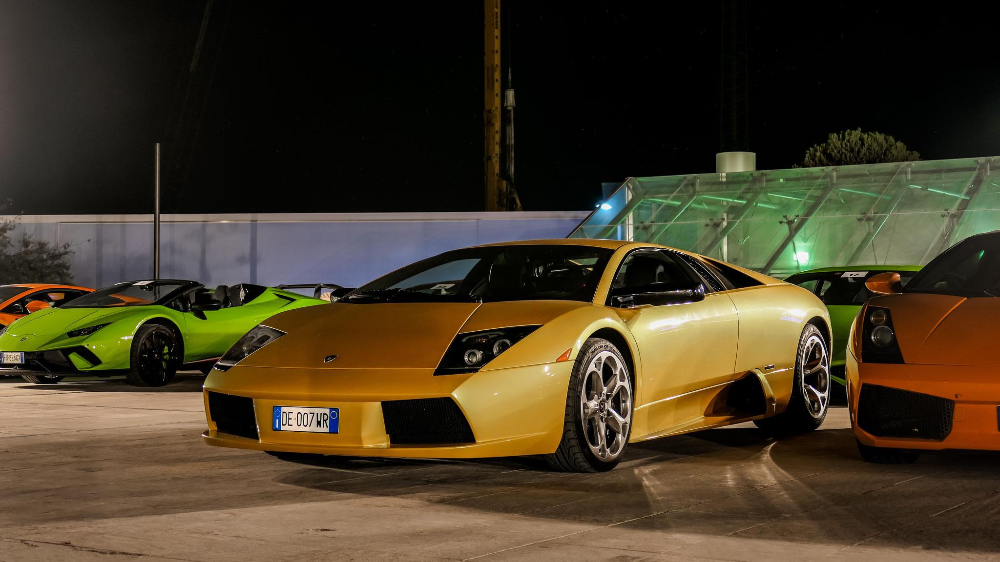 Lamborghini Murcielago - DE-007-WR (ITA)