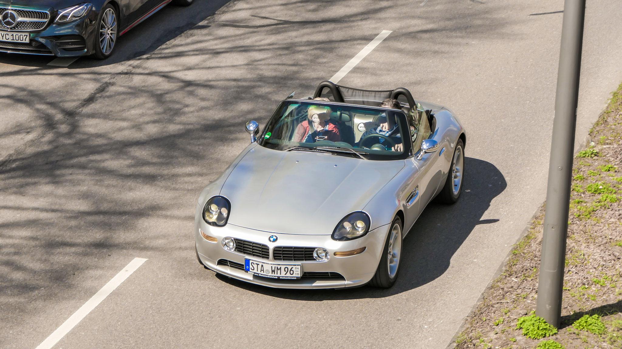 BMW Z8 - STA-WM-96