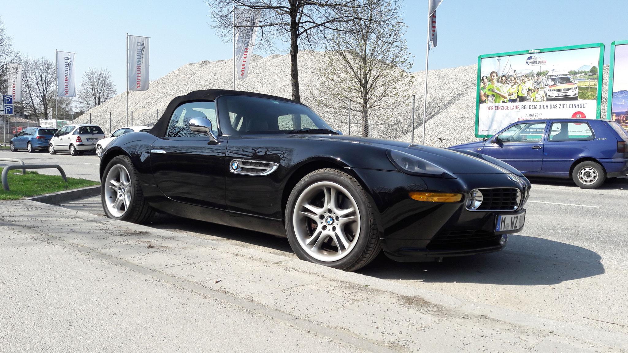BMW Z8 - M-WZ-8007