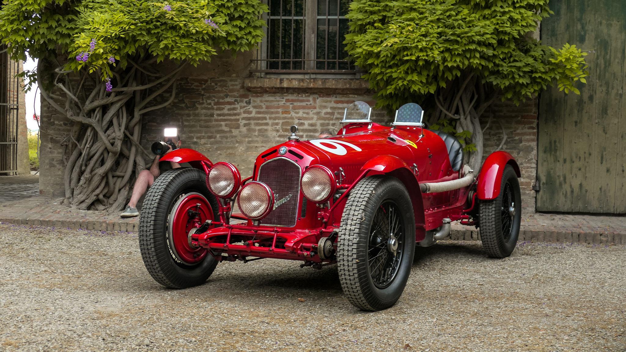 Alfa Romeo 8C 2300 (Righini)