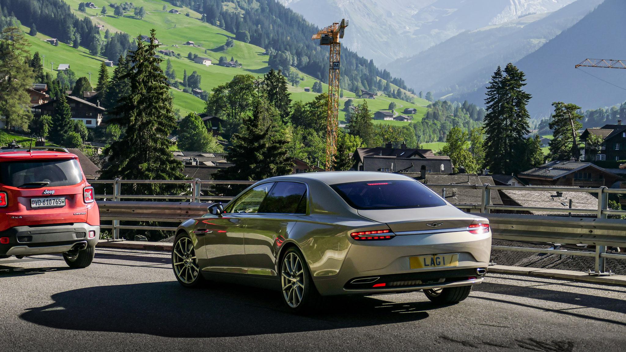 Aston martin Laginda Taraf - LAG-1 (GB)