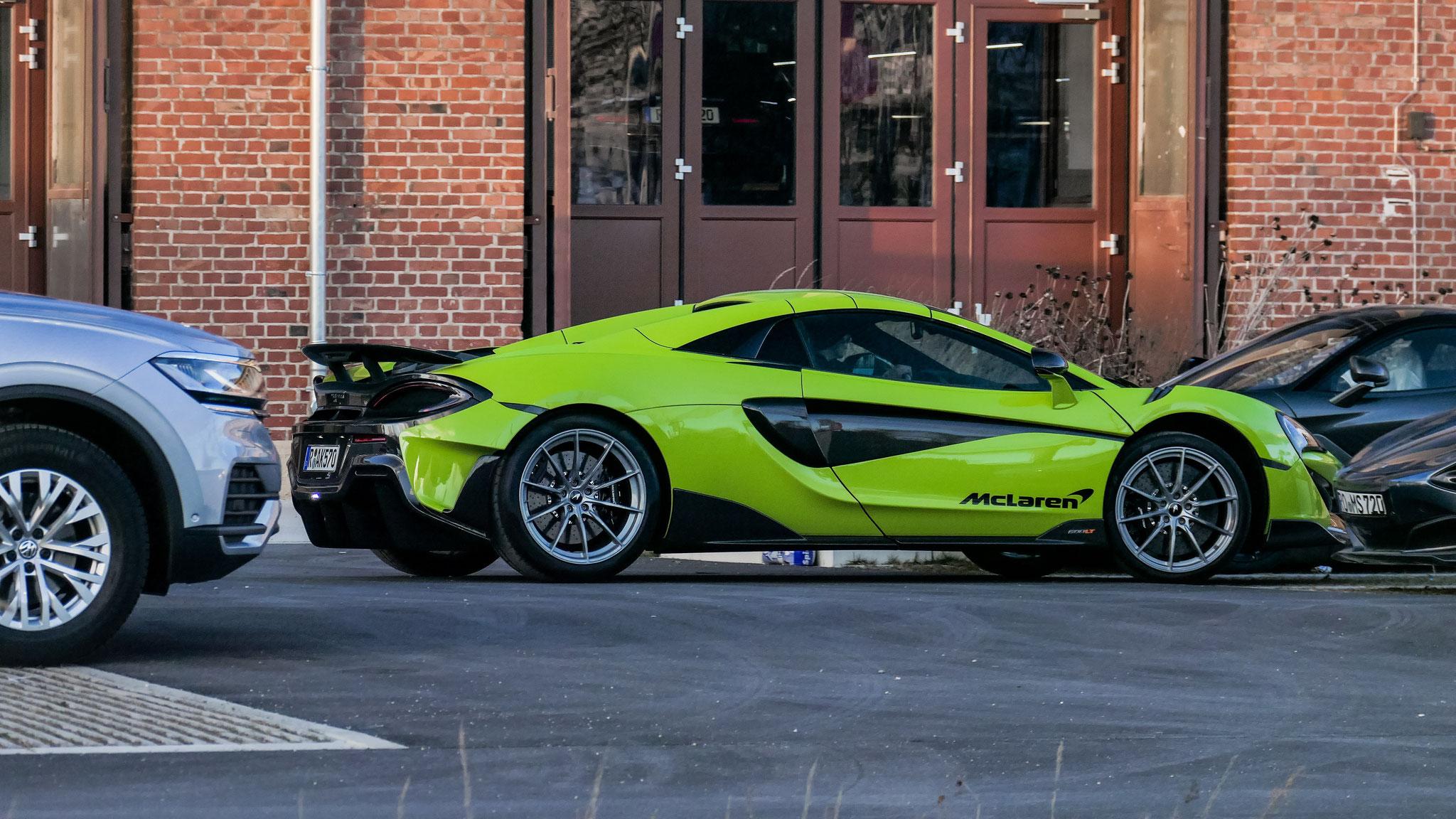 McLaren 600LT Spider - R-AK-570