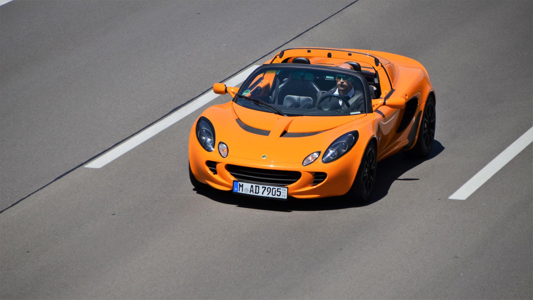 Lotus Elise S2 - M-AD-7905