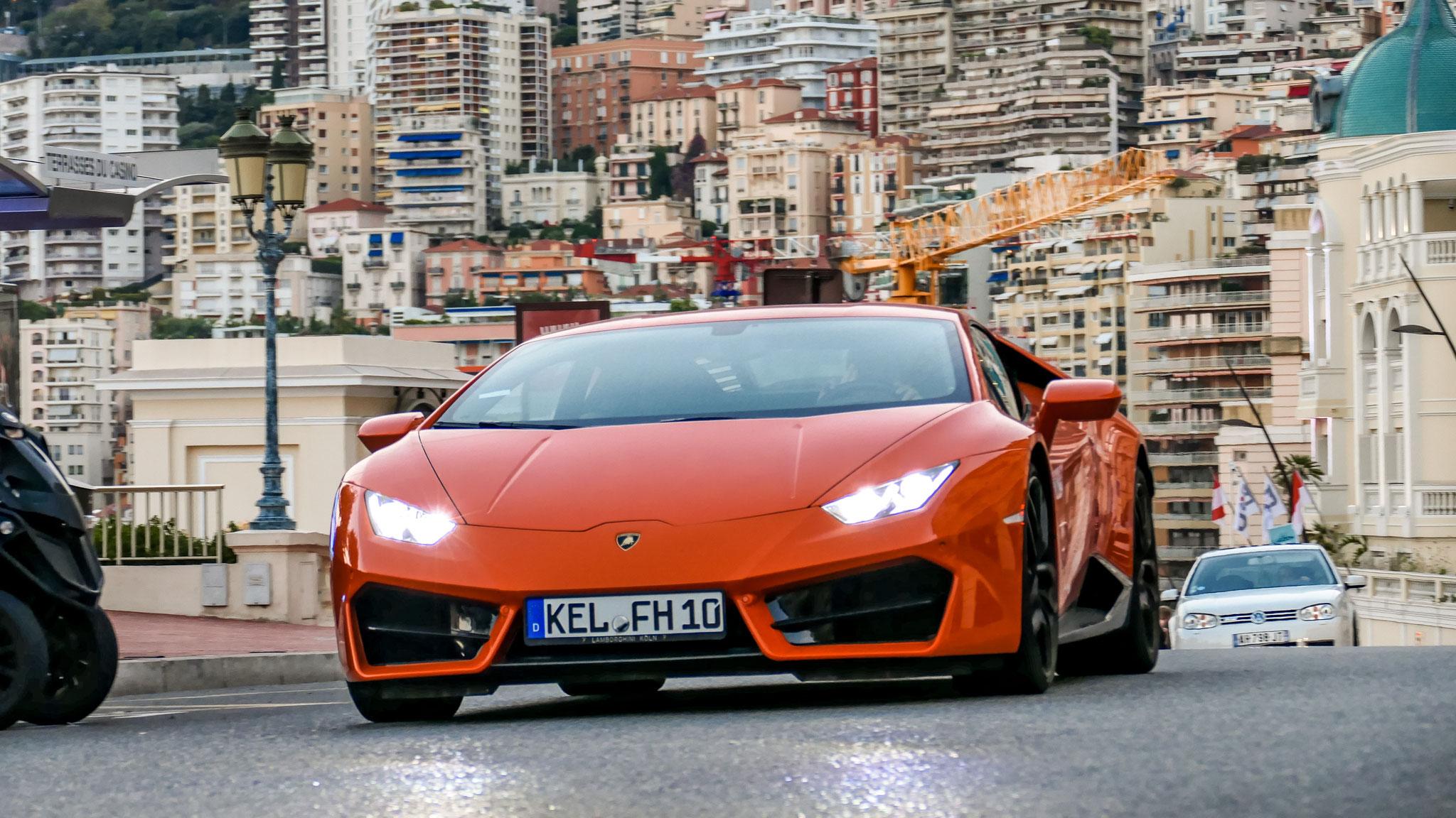 Lamborghini Huracan RWD - KEL-FH-10