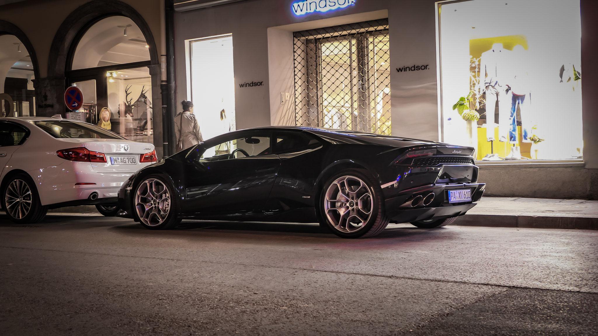 Lamborghini Huracan - PA-XV-610