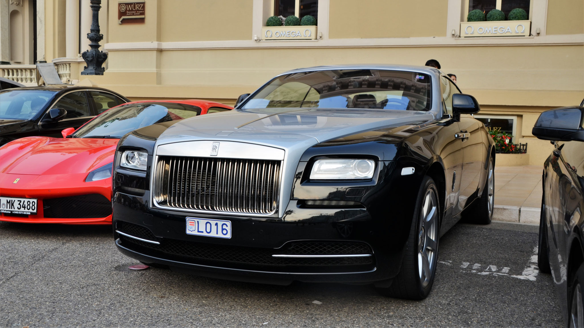 Rolls Royce Ghost - L016 (MC)