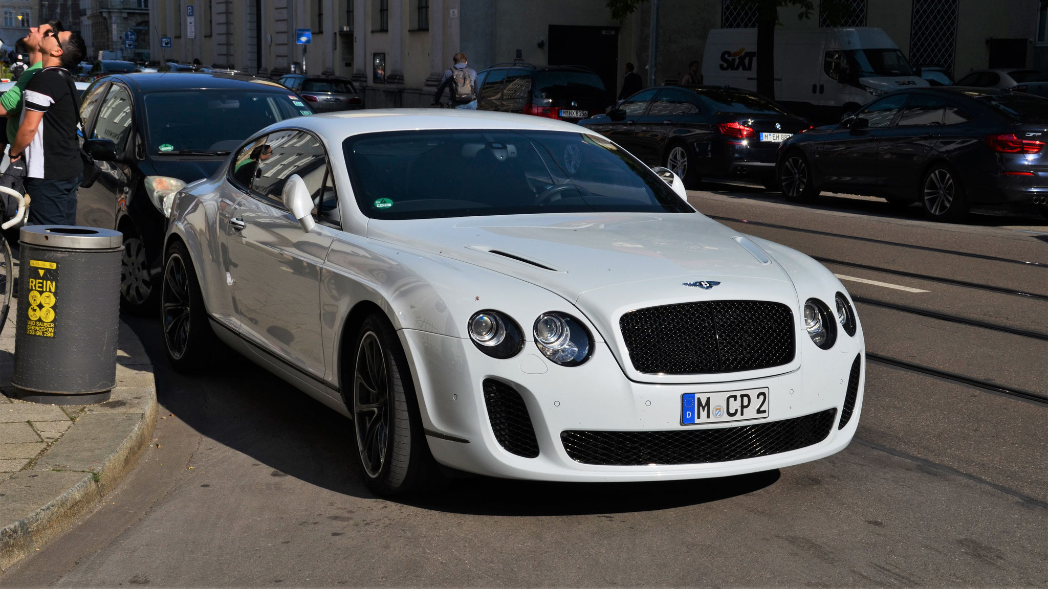 Bentley Continental GT Supersports - M-CP-2