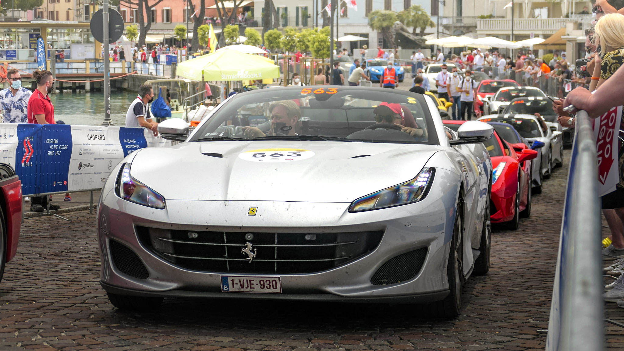 Ferrari Portofino - 1-VJE-930 (BEL)