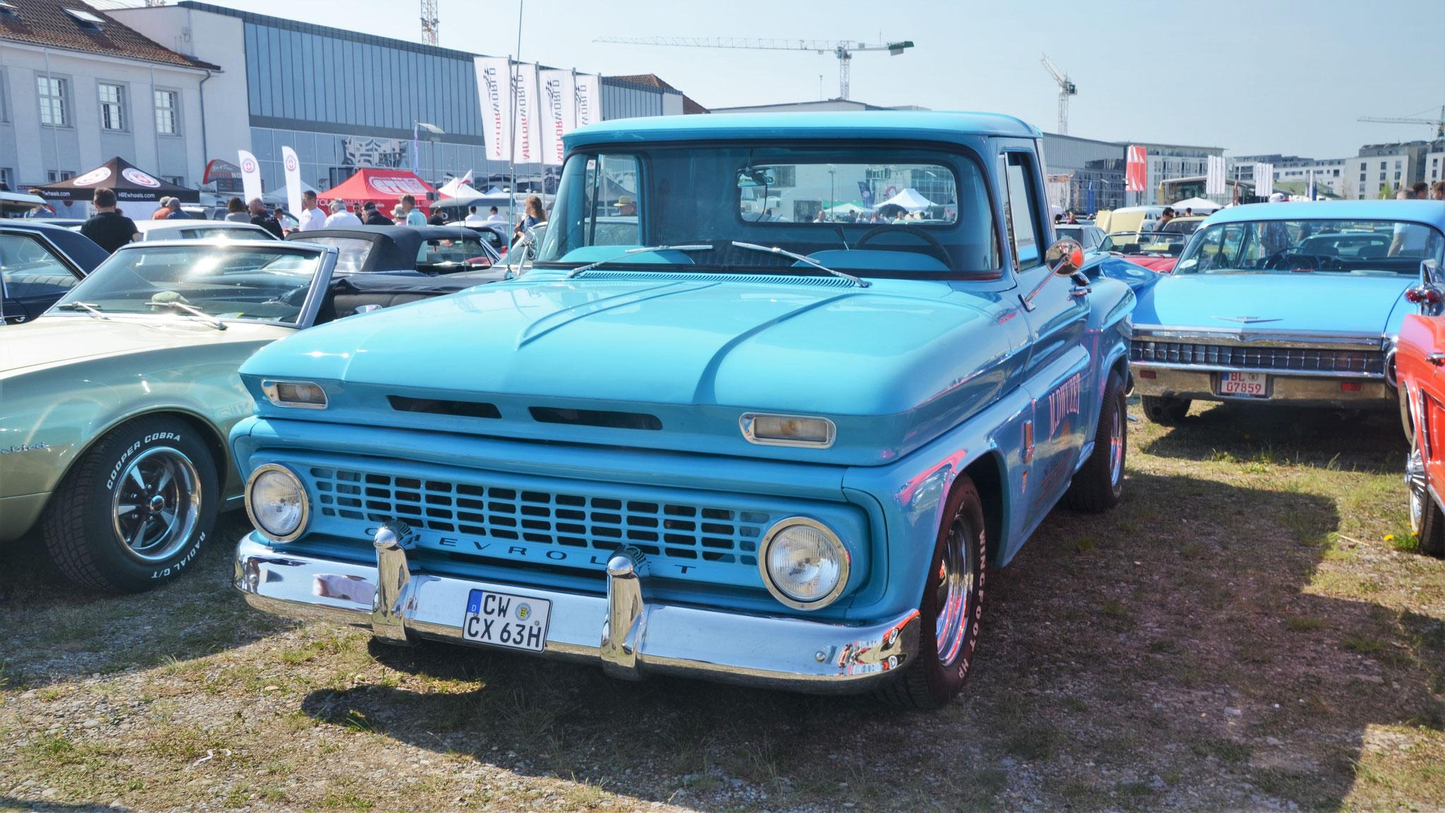 Chevrolet Pickup -CW-CX-63H