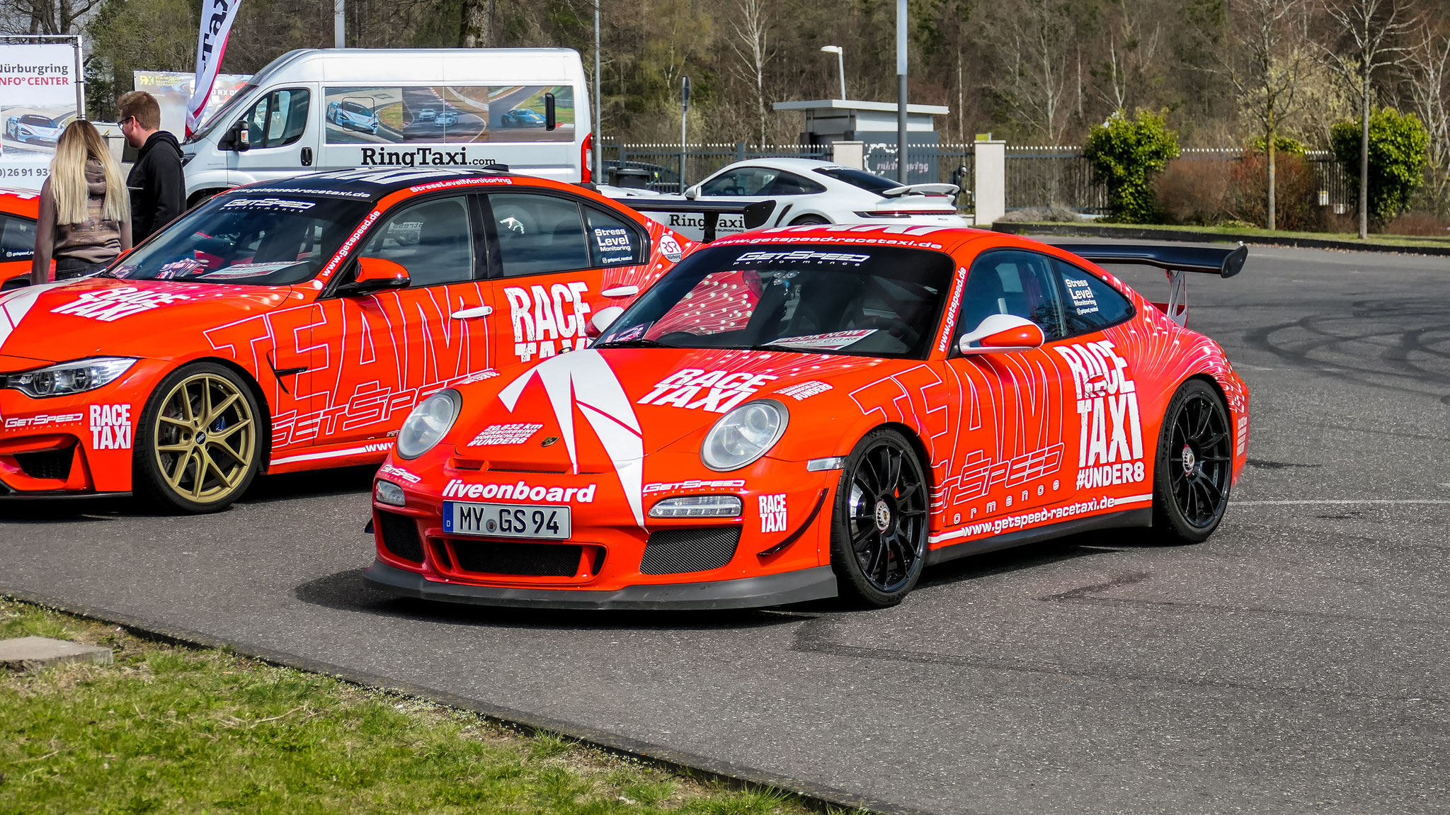 Porsche 911 997 GT3 RS - MY-GS-94