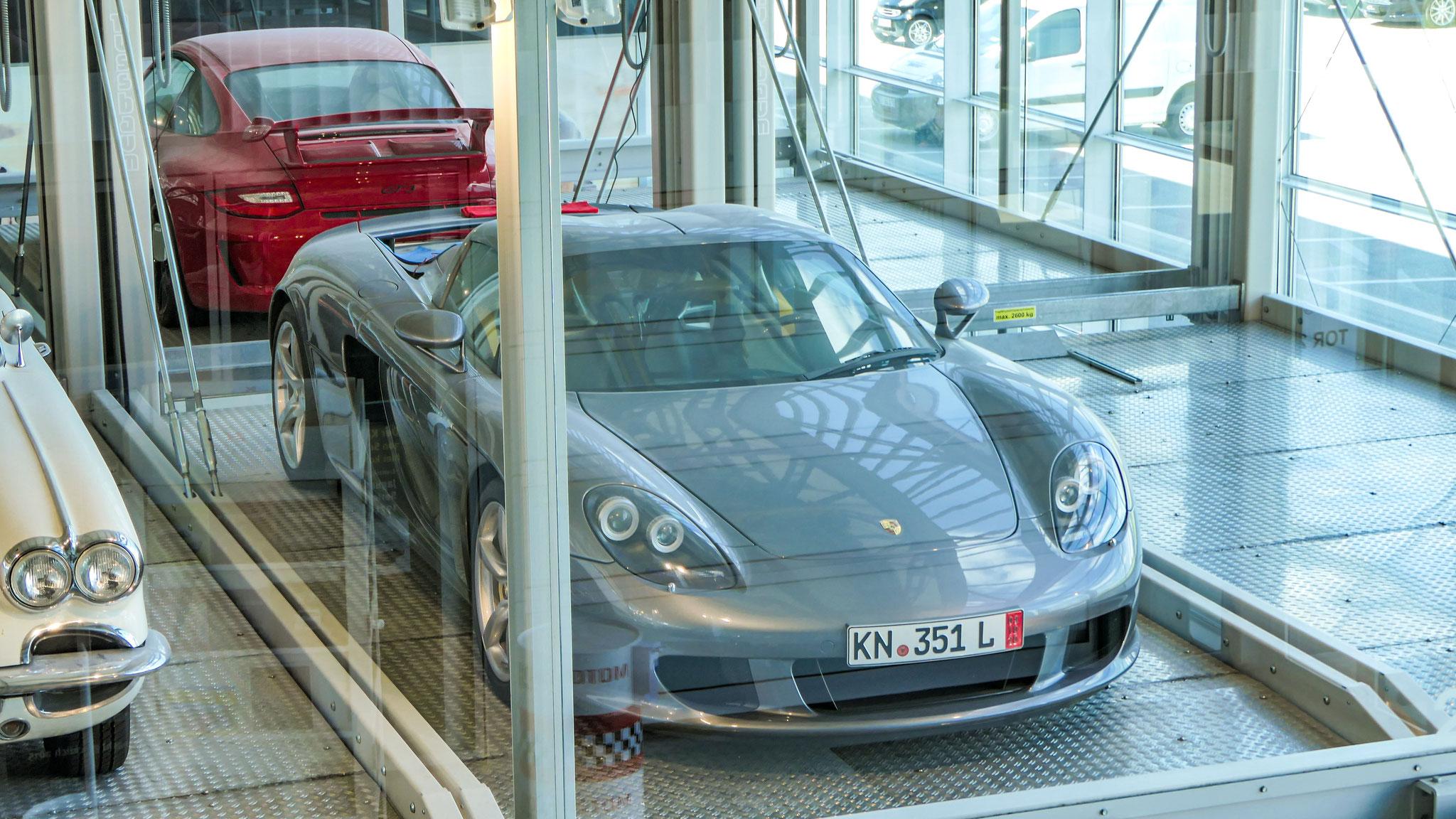 Porsche Carrera GT - KN-351-L