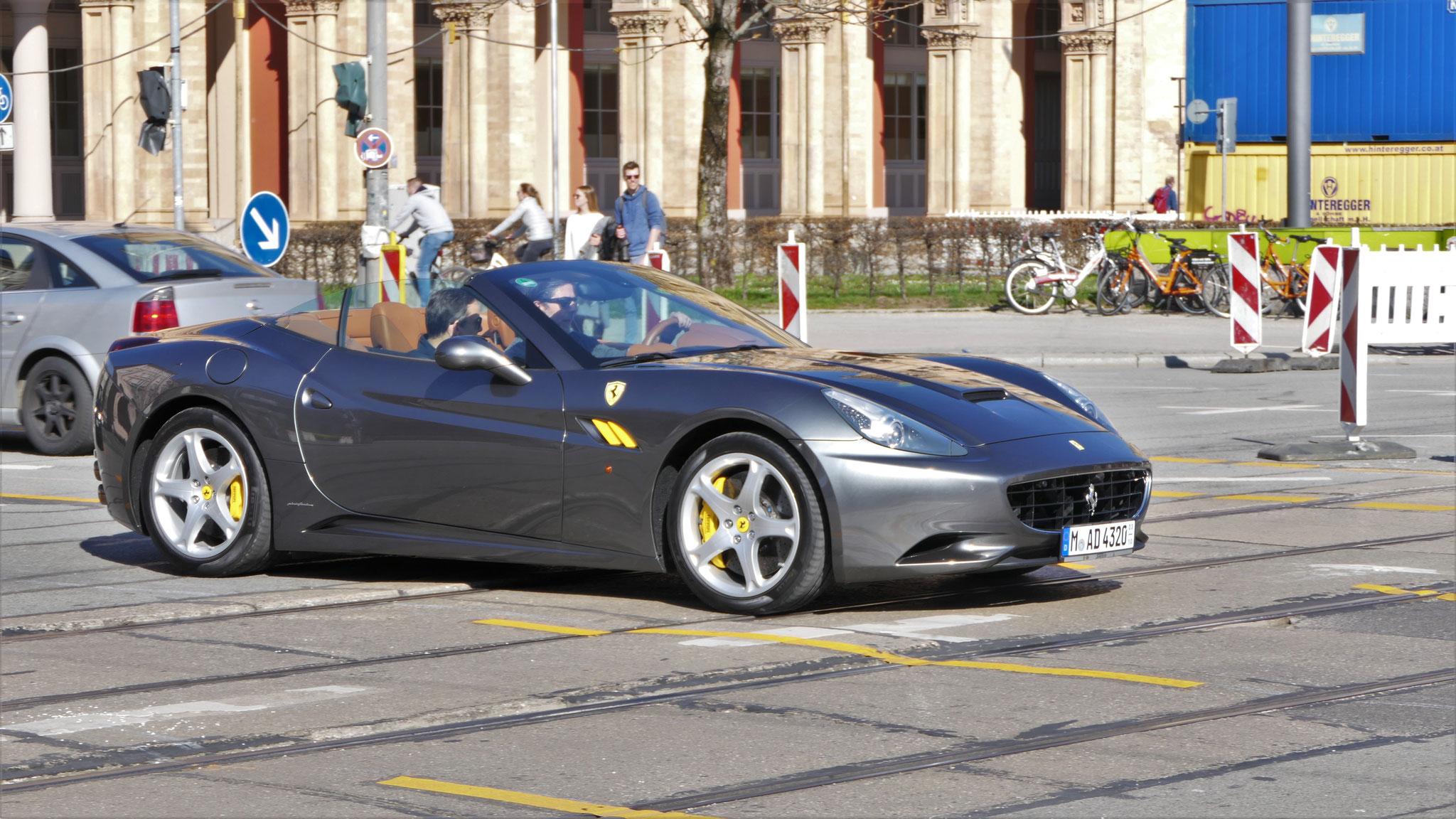 Ferrari California - M-AD-4320