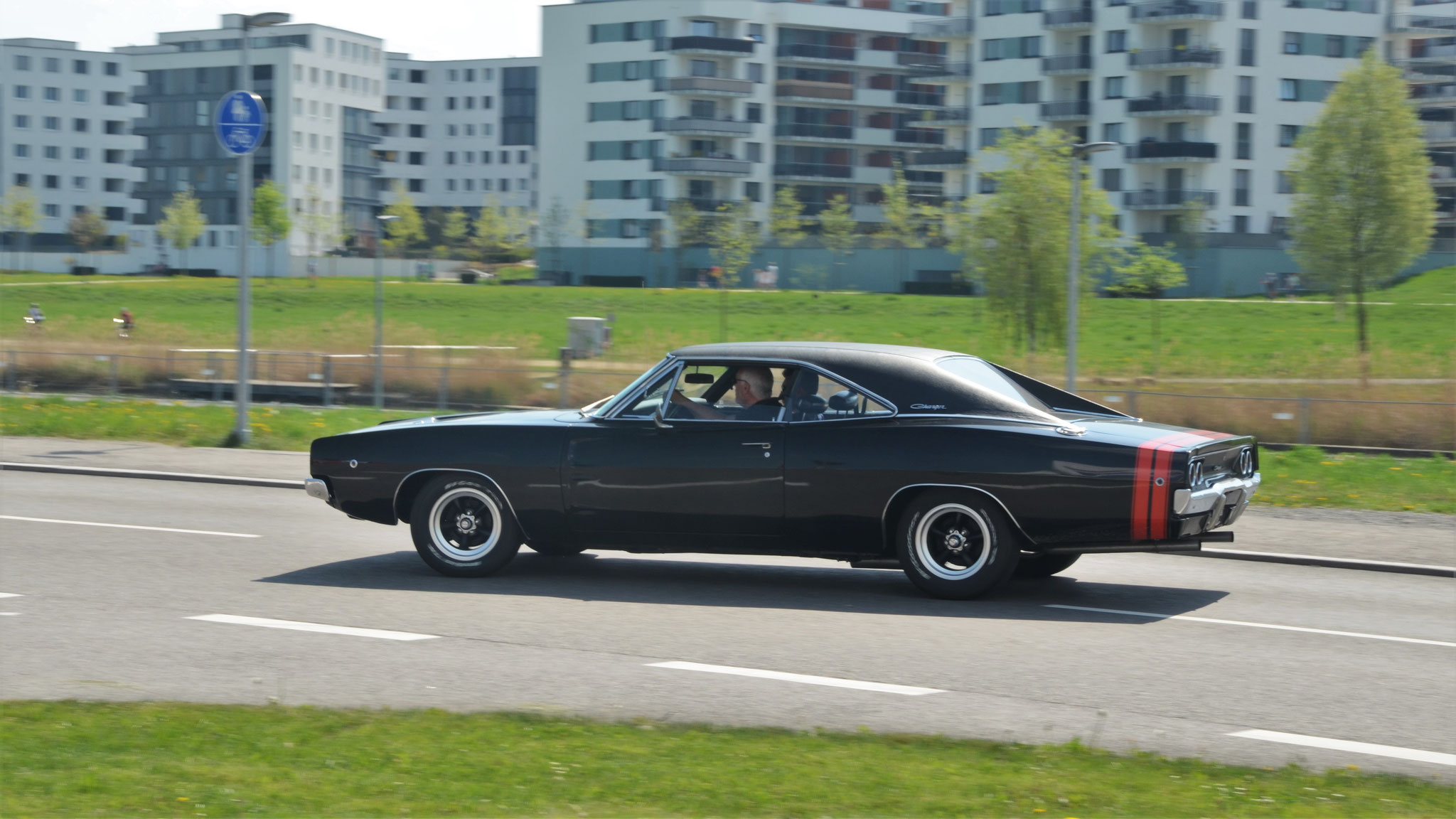 Dodge Charger - BB-DC-68H