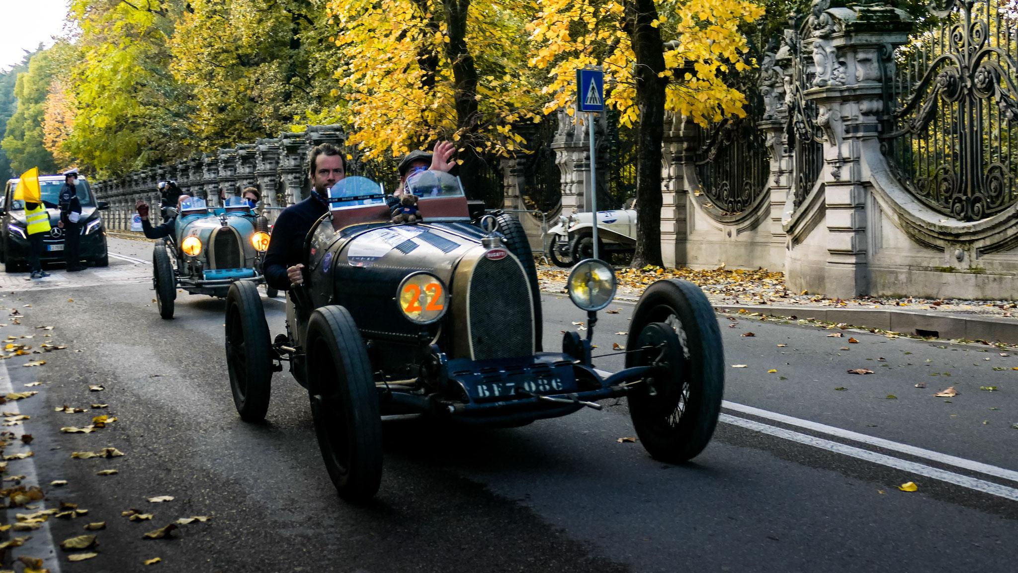 Bugatti Type 37 - BF7-086