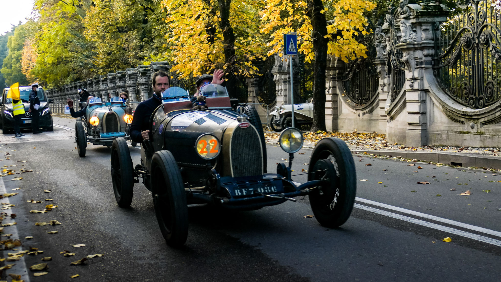 Bugatti Type 37 - BF-7086 (ITA)