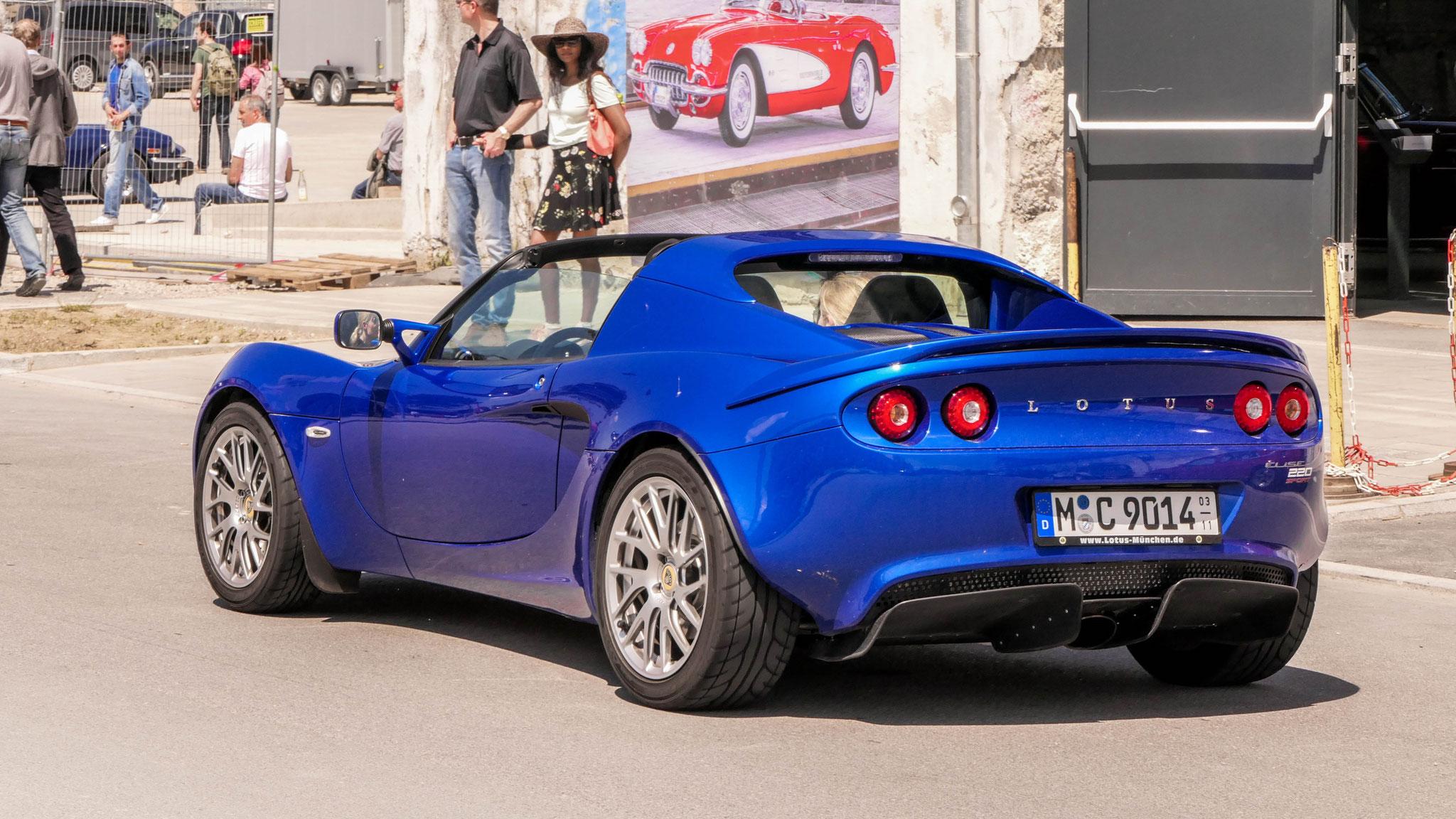 Lotus Elise S2 - M-C-9014