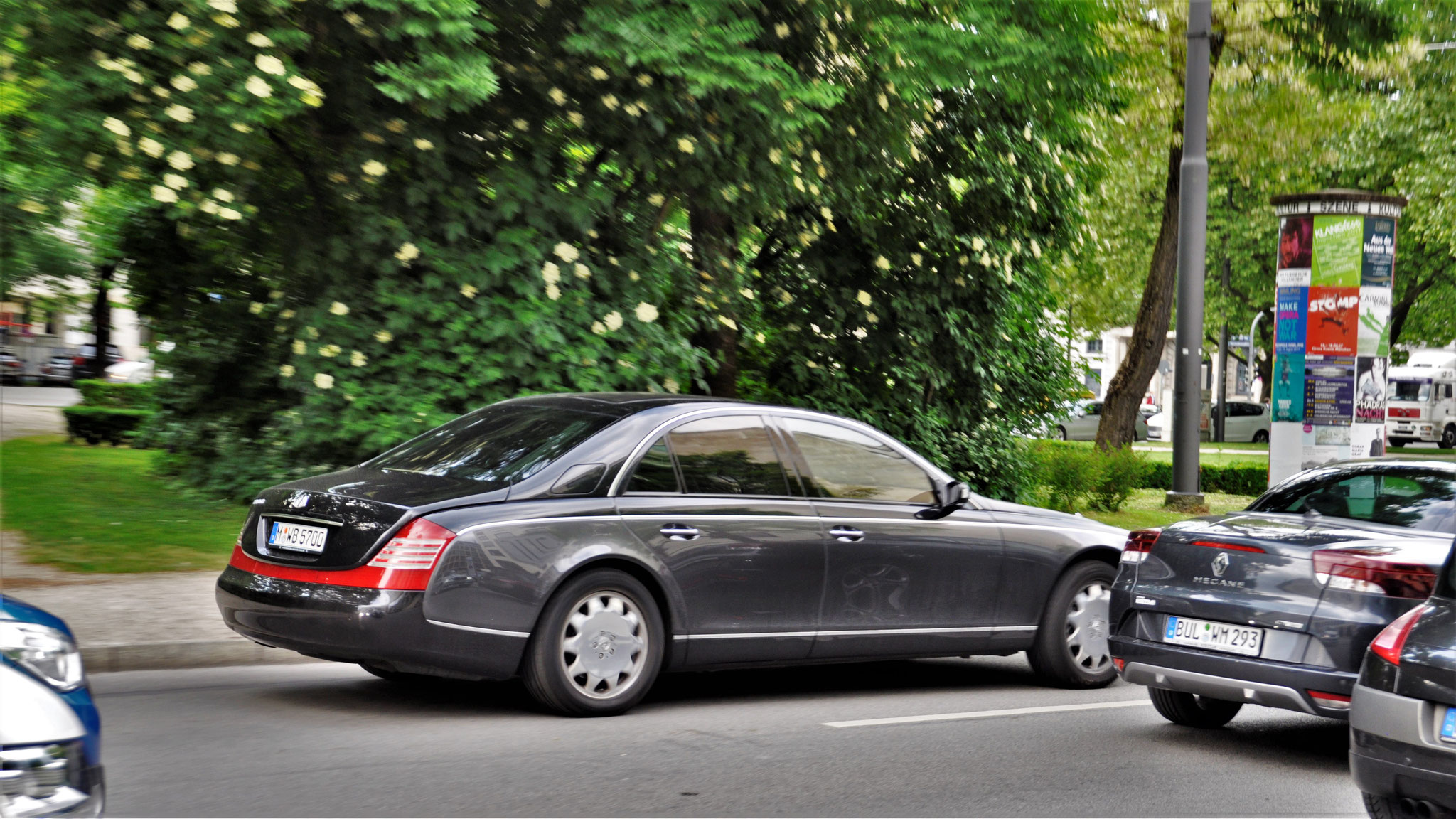 Maybach 57S - M-WB-5700