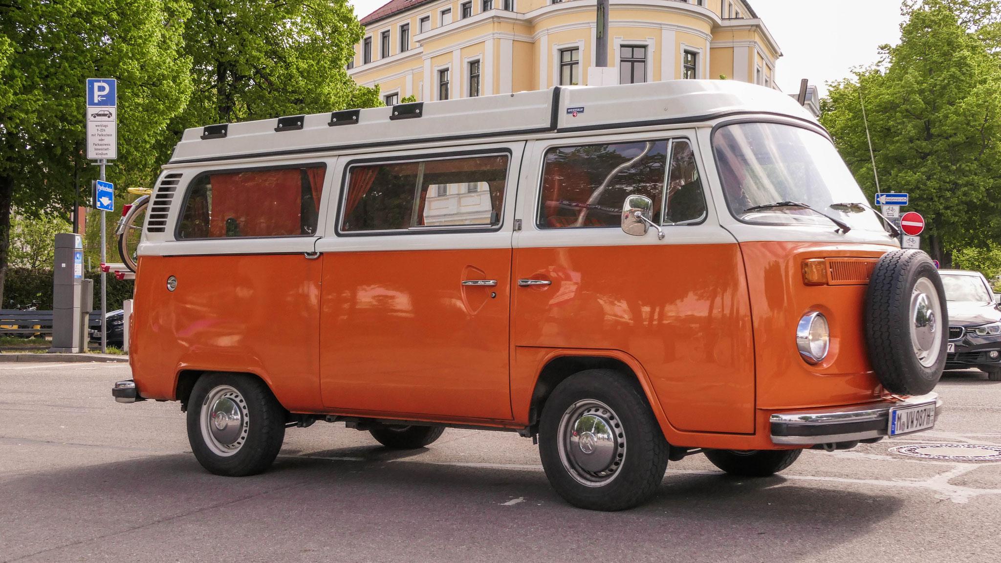 VW T2 - M-VW-987H