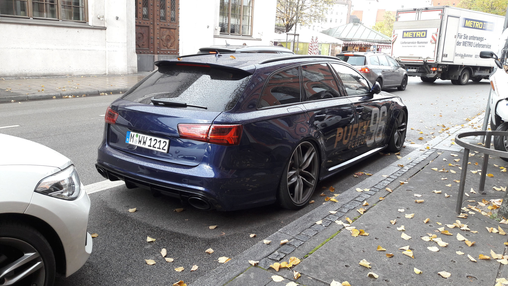 Audi RS6 - M-WW-1212