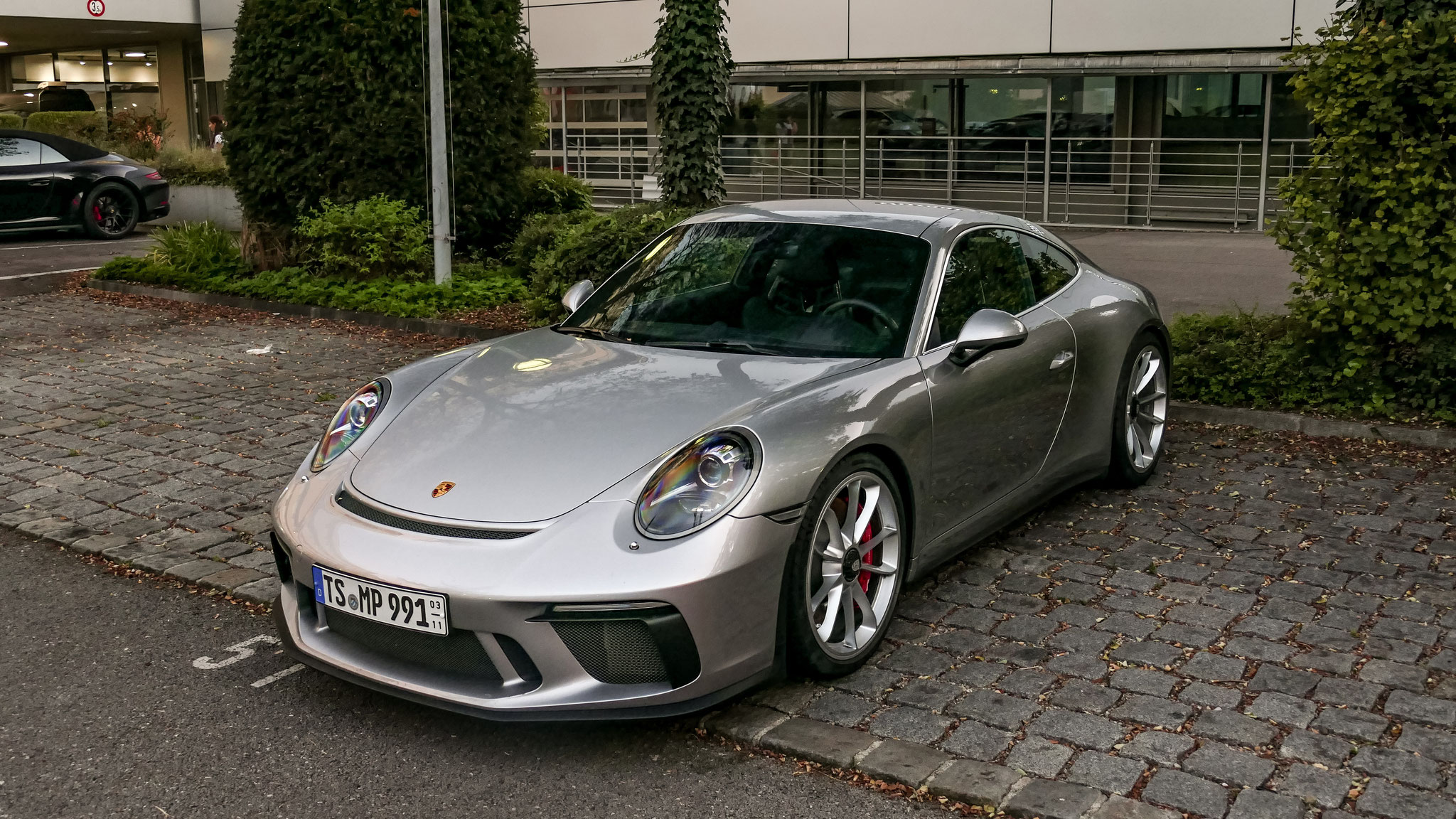 Porsche 991 GT3 Touring Package - TS-MP-991