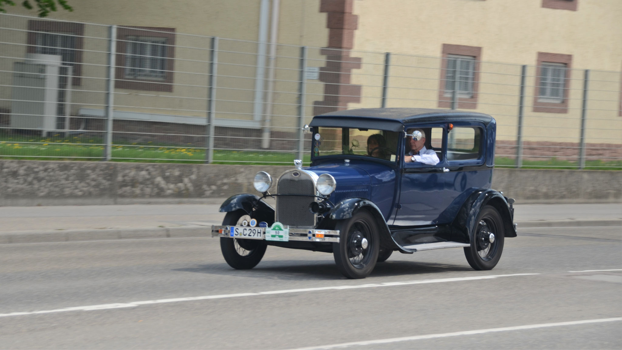 Ford Model A - S-C-29H
