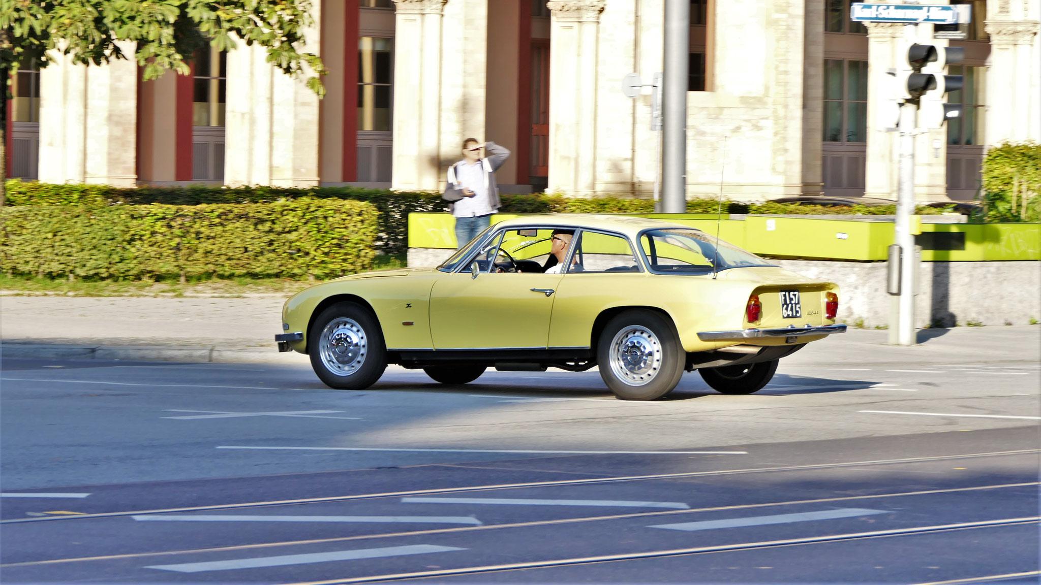 Alfa Romeo 2600 Sprint Zagato - FI-1576415 (ITA)