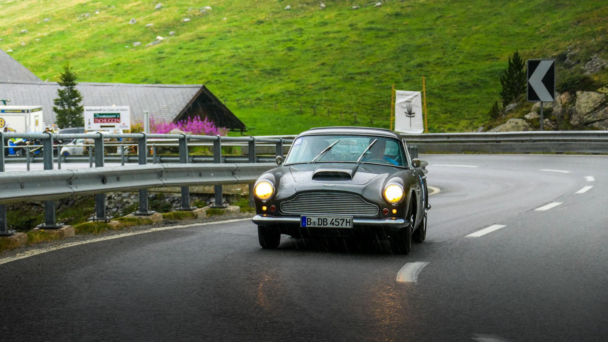 Aston Martin DB4 - B-DB-457H