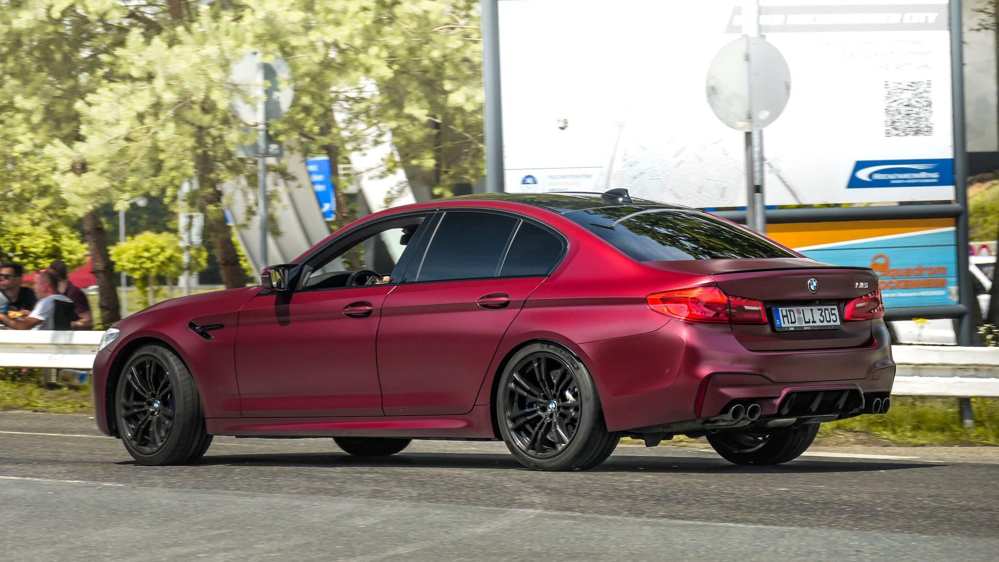 BMW M5 First Edition (1 of 400) - HD-LI-305