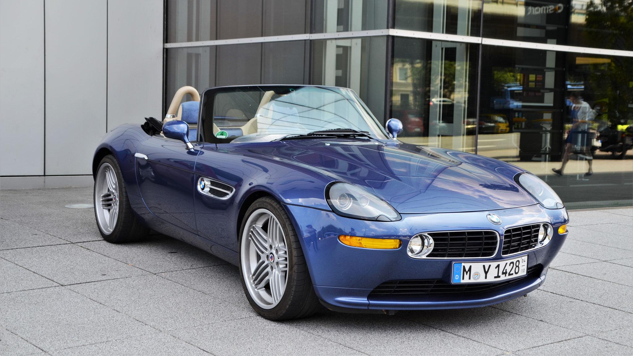 BMW Z8 - M-Y-1428