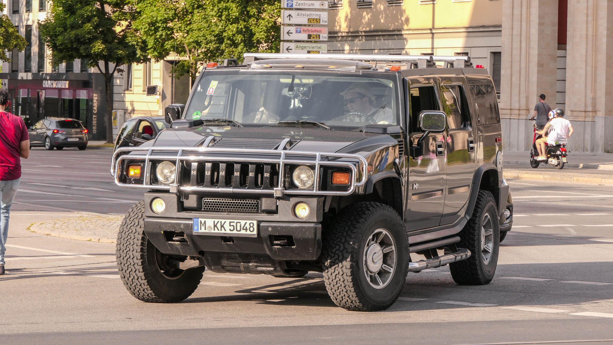 Hummer H2 - M-KK-5048