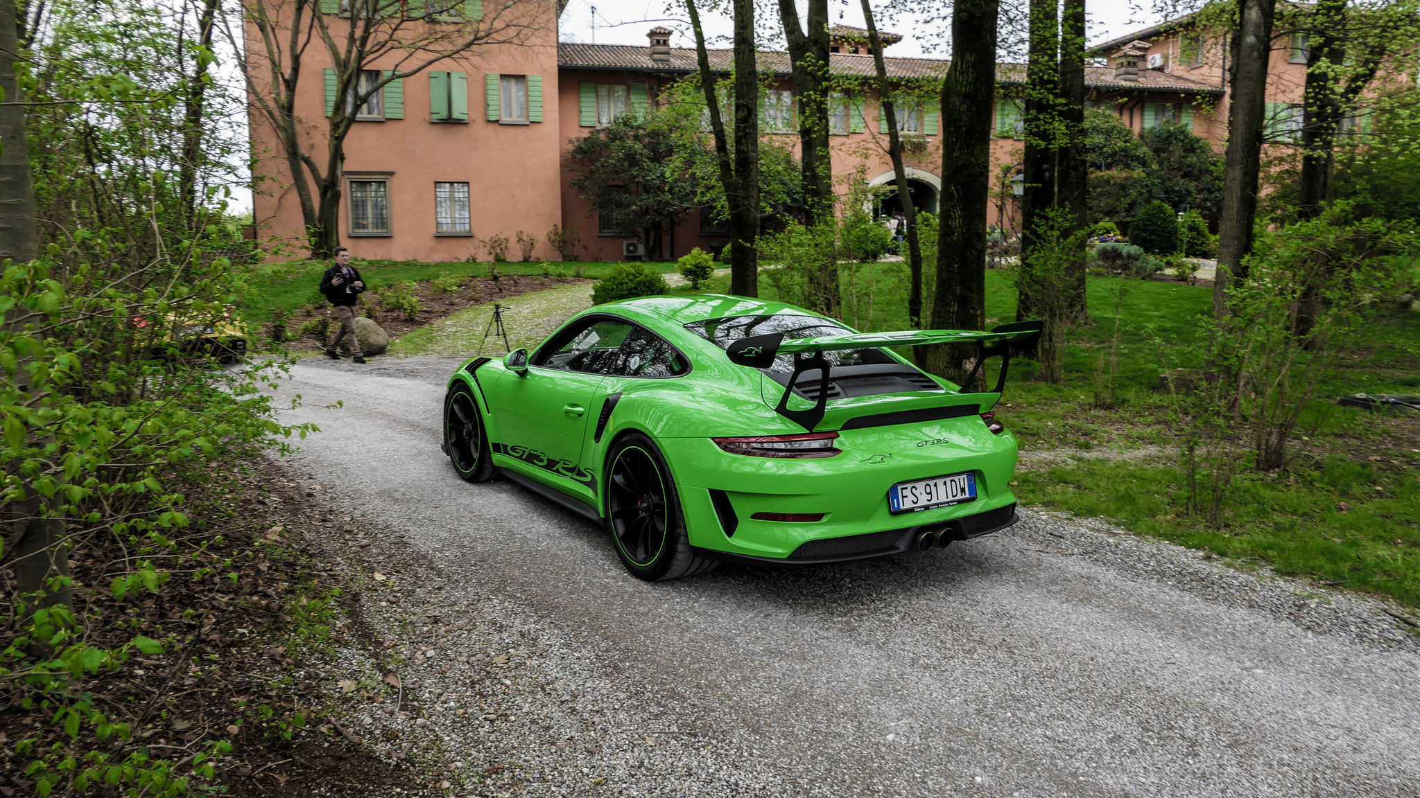 Porsche 911 991.2 GT3 RS - FS-911-DW (ITA)