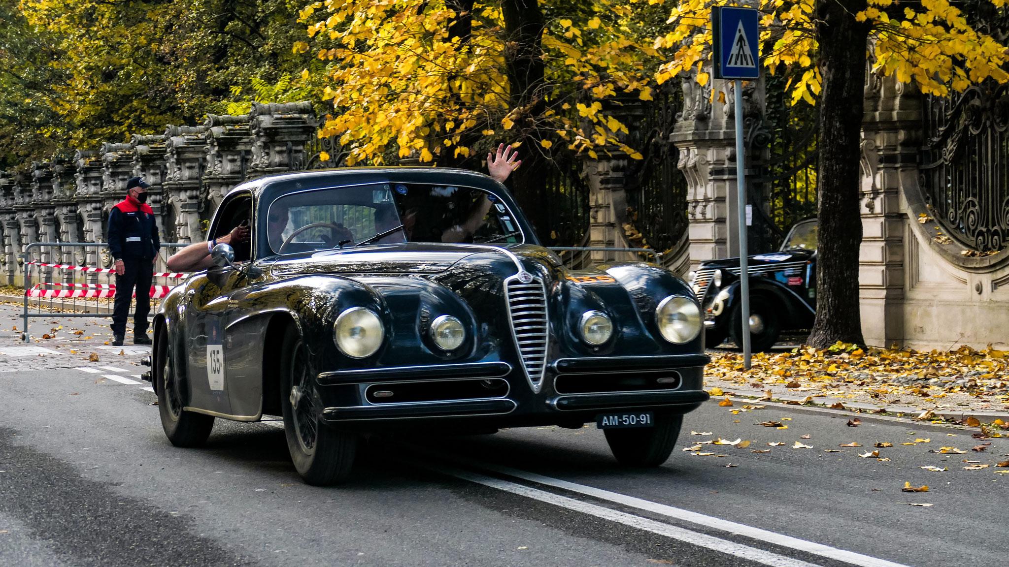 Alfa Romeo 6C 2500 SS Touring Coupe - AM-50-91 (NL)