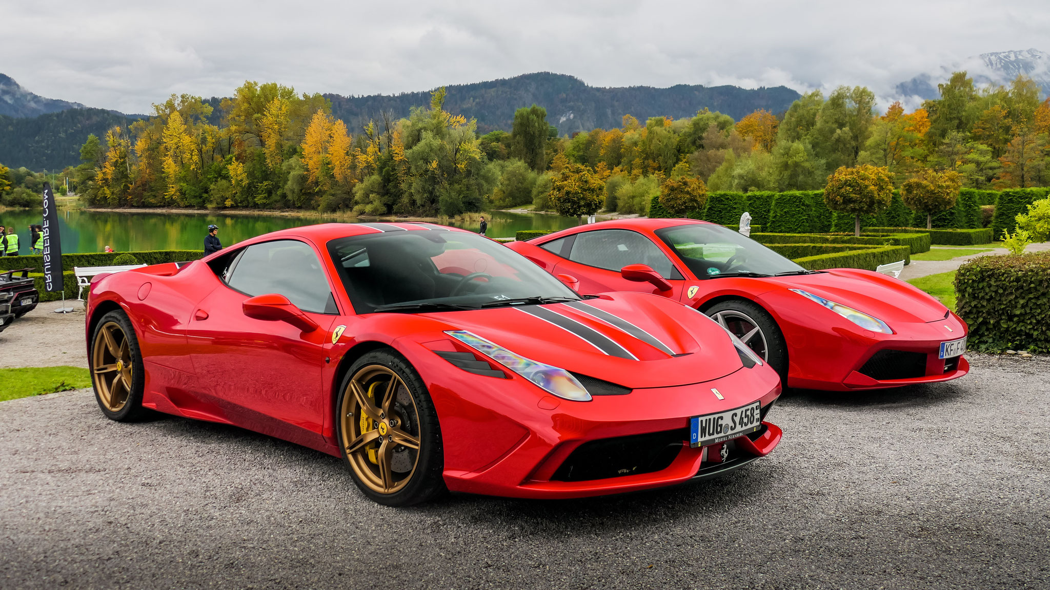 Ferrari 458 Speciale - WUG-S-458