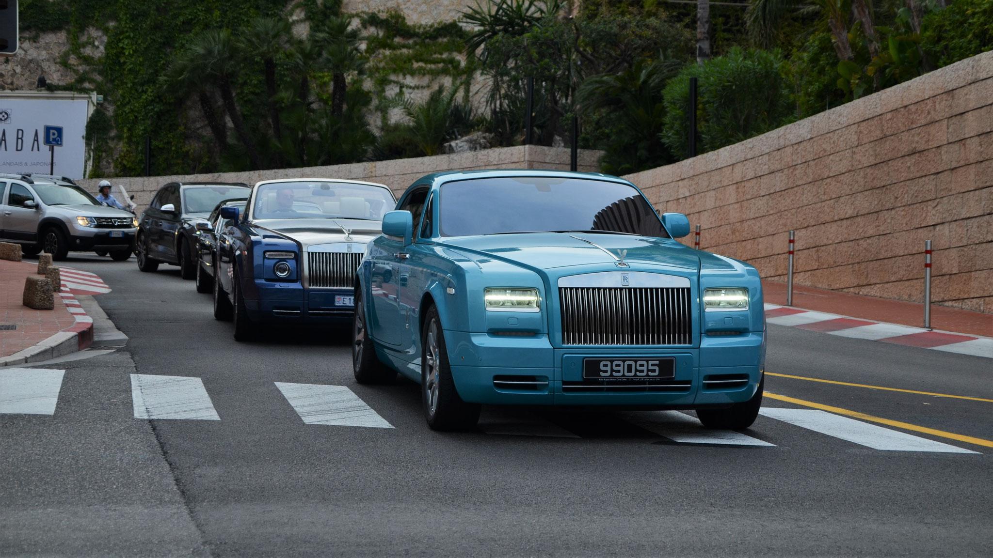 Rolls Royce Drophead - 99095 (Arab)